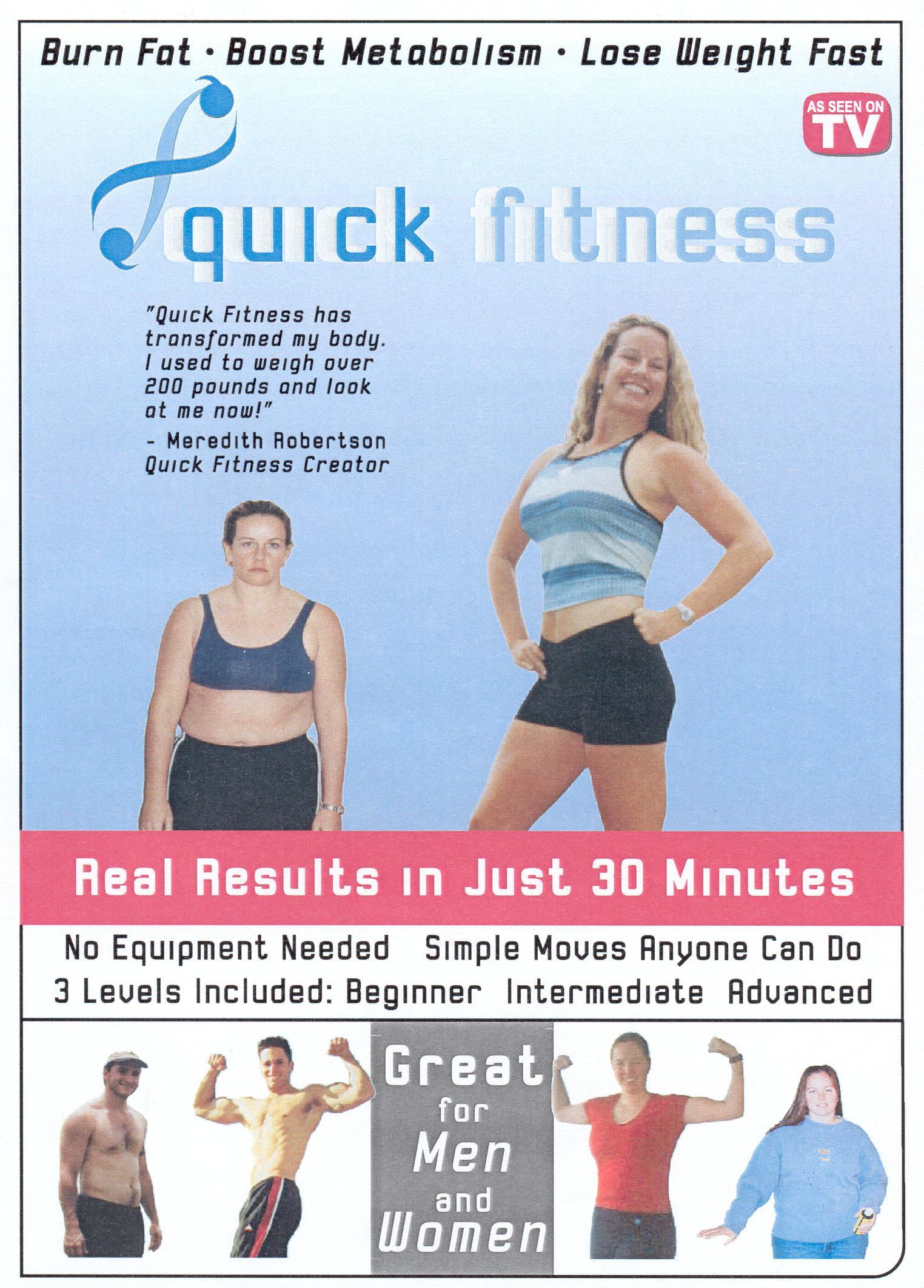 Quick Fitness