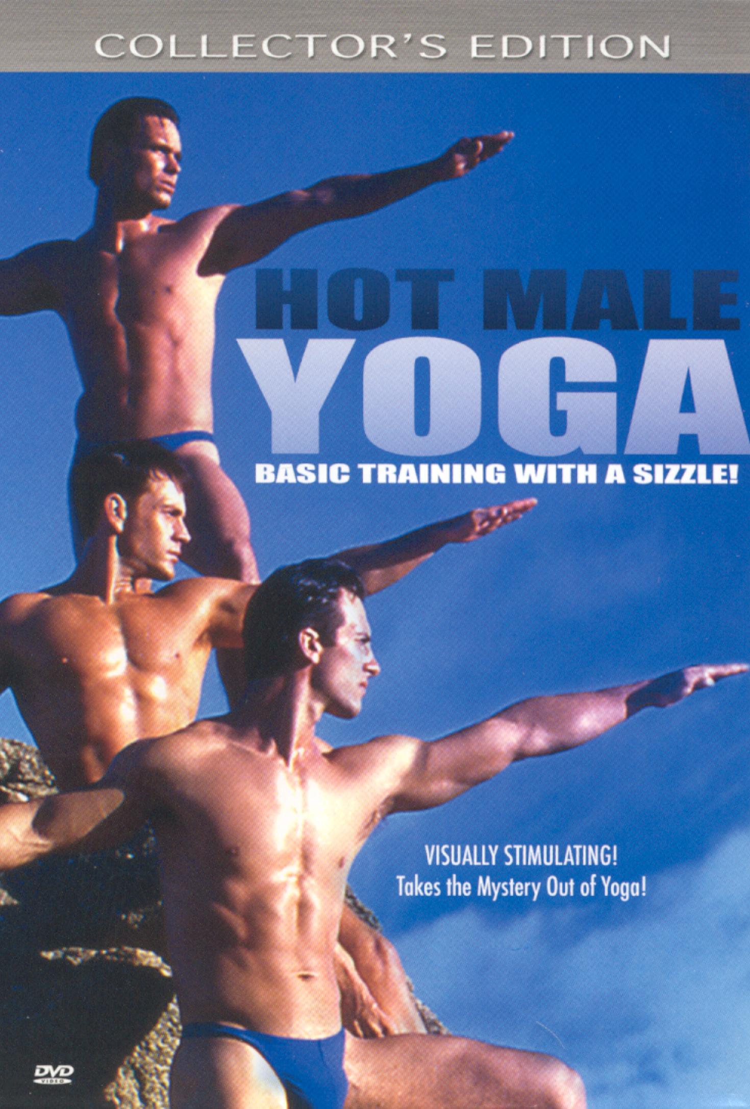 Hot Male Yoga