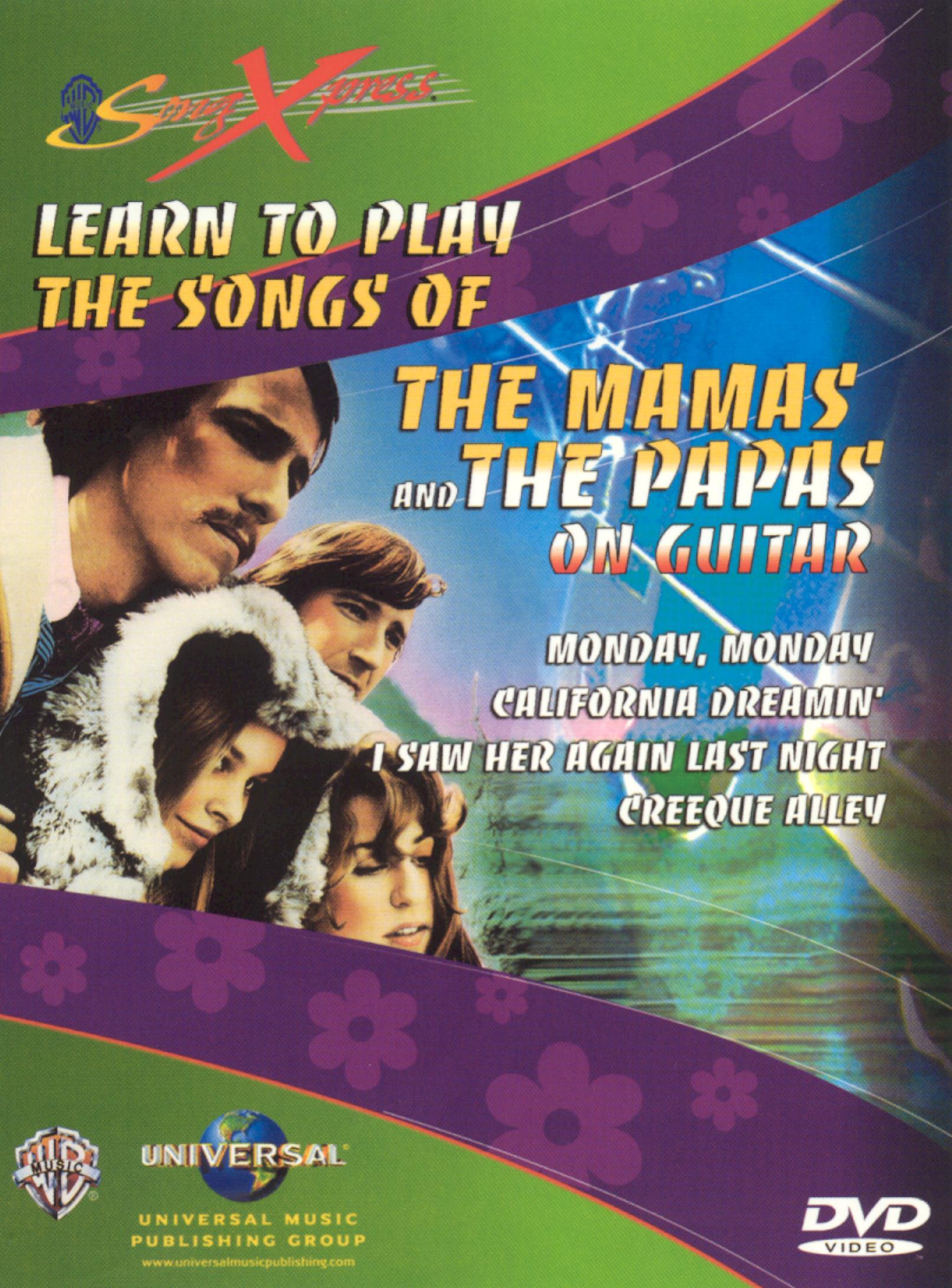 SongXpress: The Mamas & The Papas
