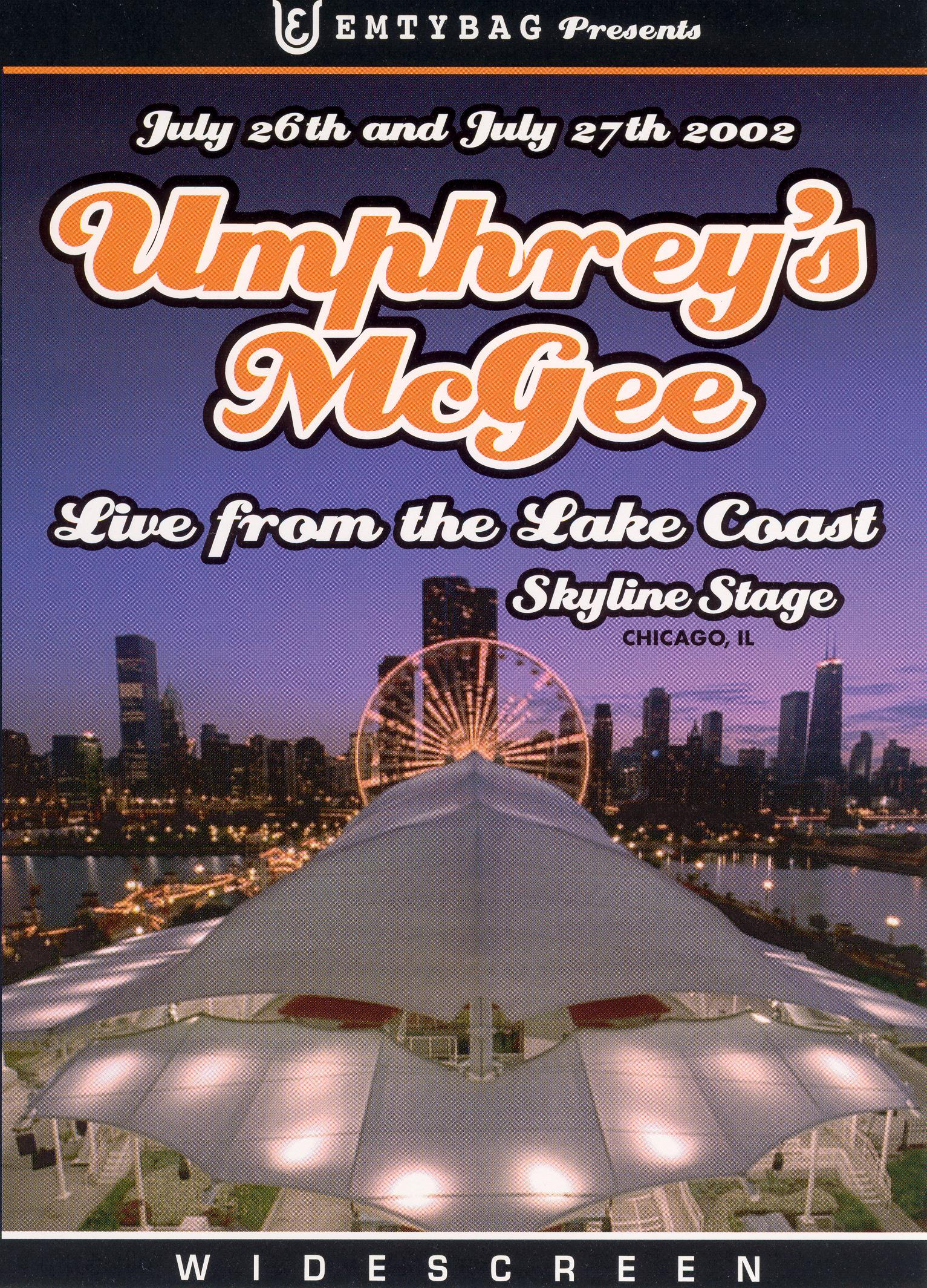 Umphrey's McGee: Live From the Lake Coast Skyline Stage