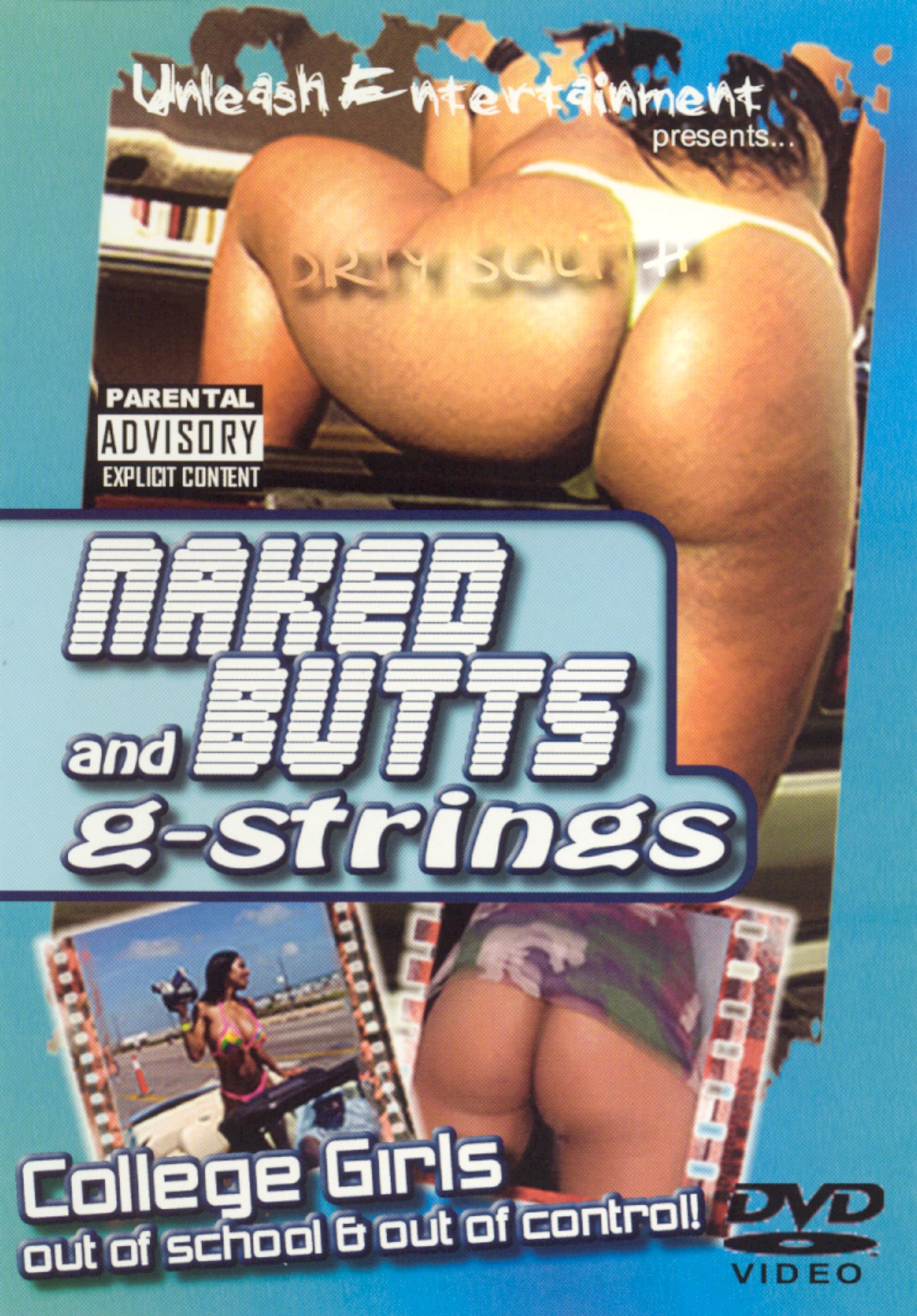 Naked Butts and G-Strings
