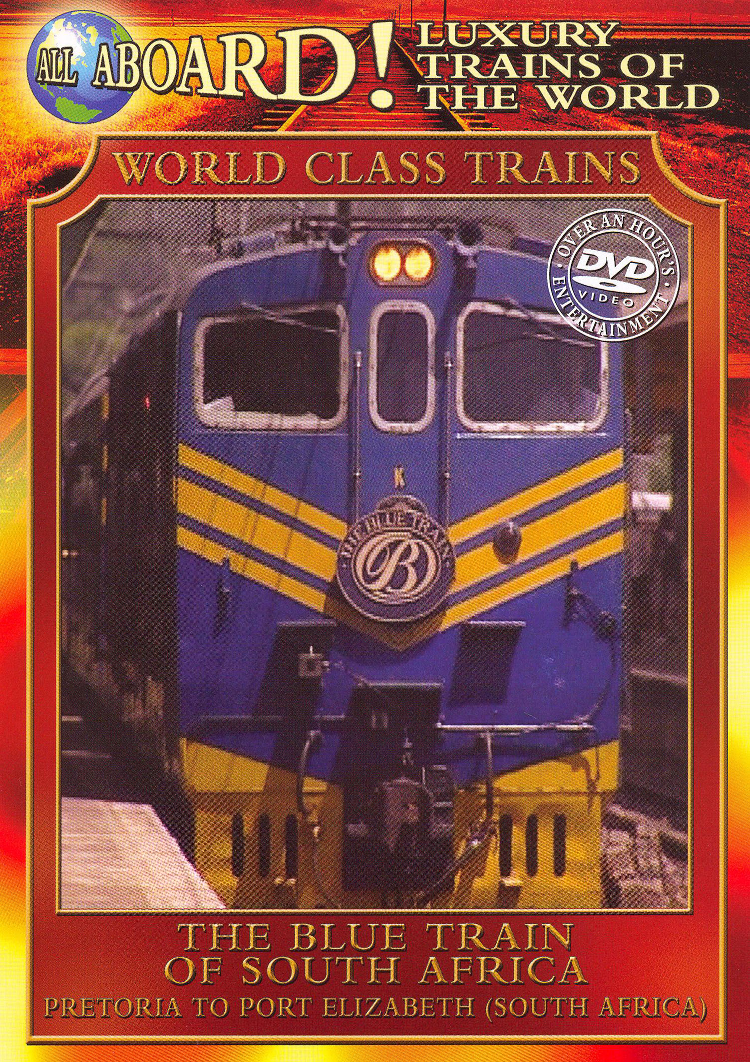 World Class Trains: The Blue Train of South Africa