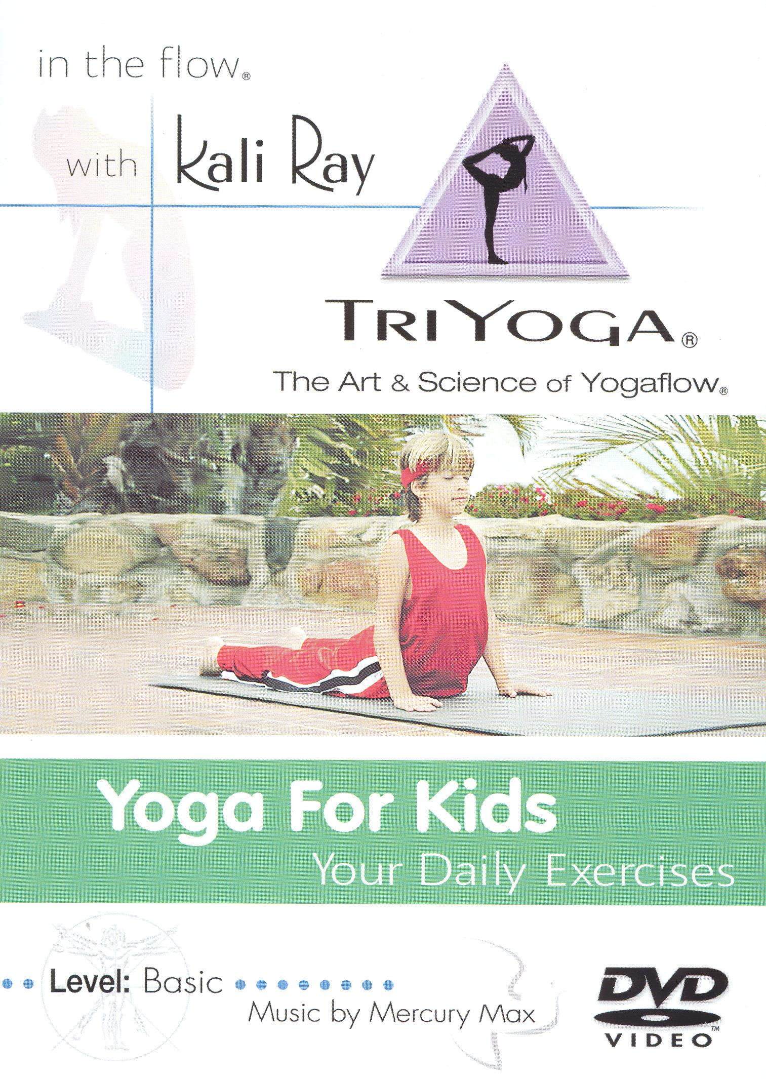 Kali Ray TriYoga: Yoga For Kids