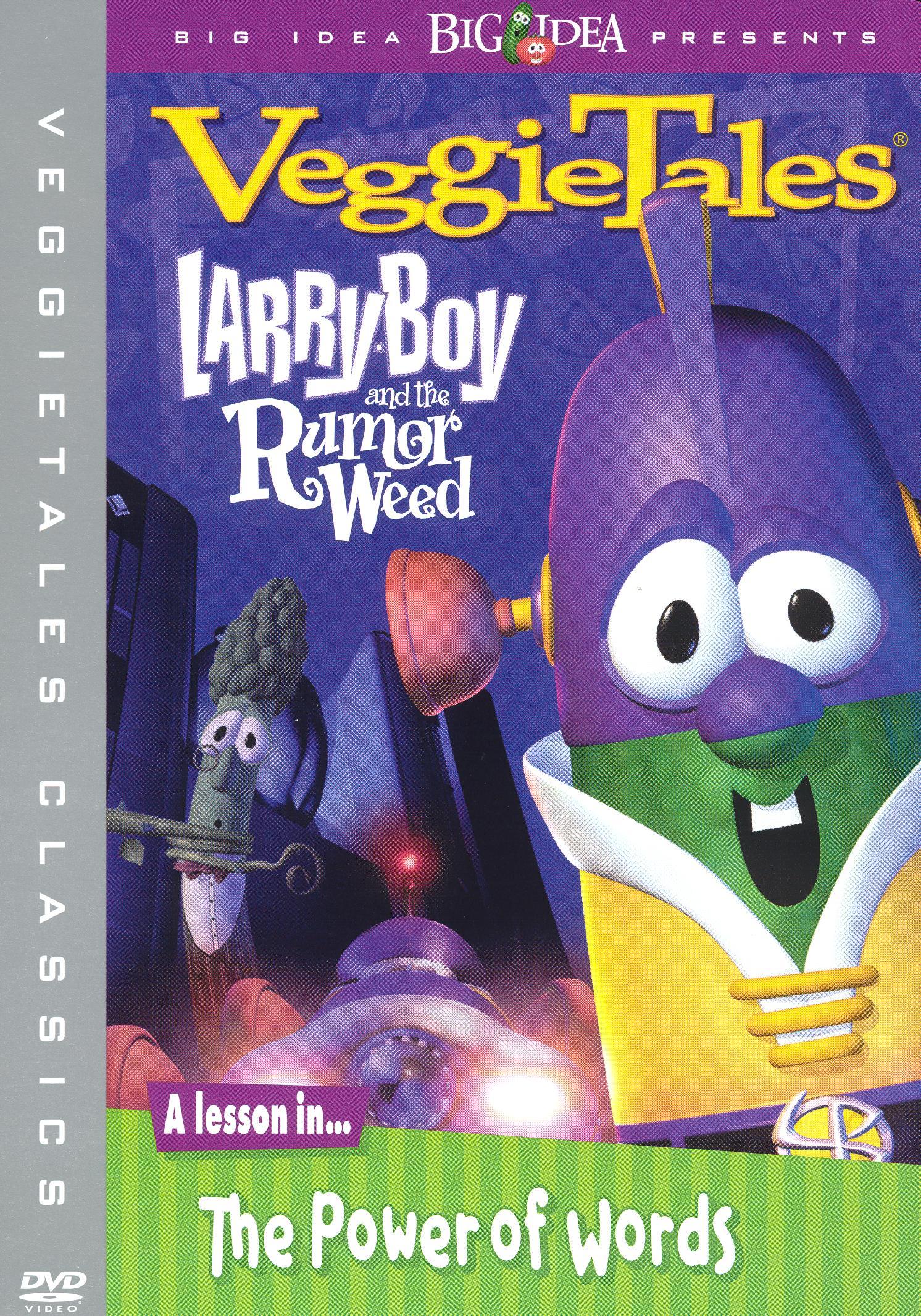 Veggie Tales: Larry