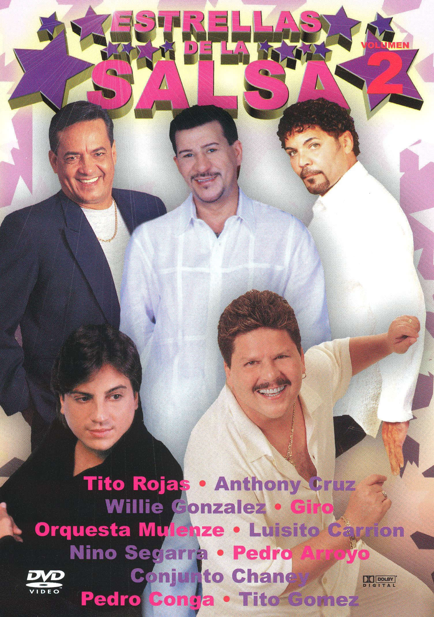 Estrellas de la Salsa, Vol. 2