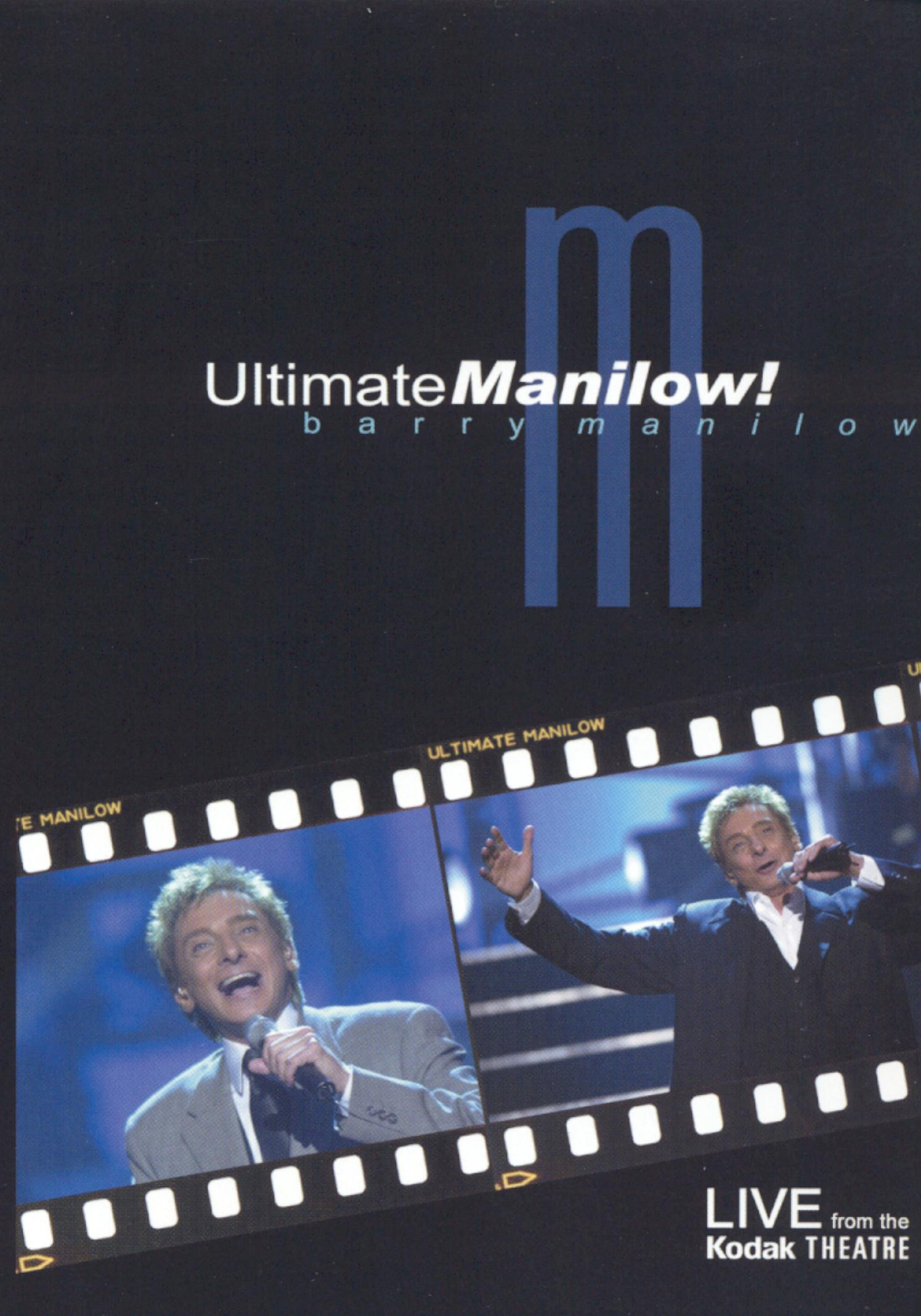 Barry Manilow: Ultimate Manilow!