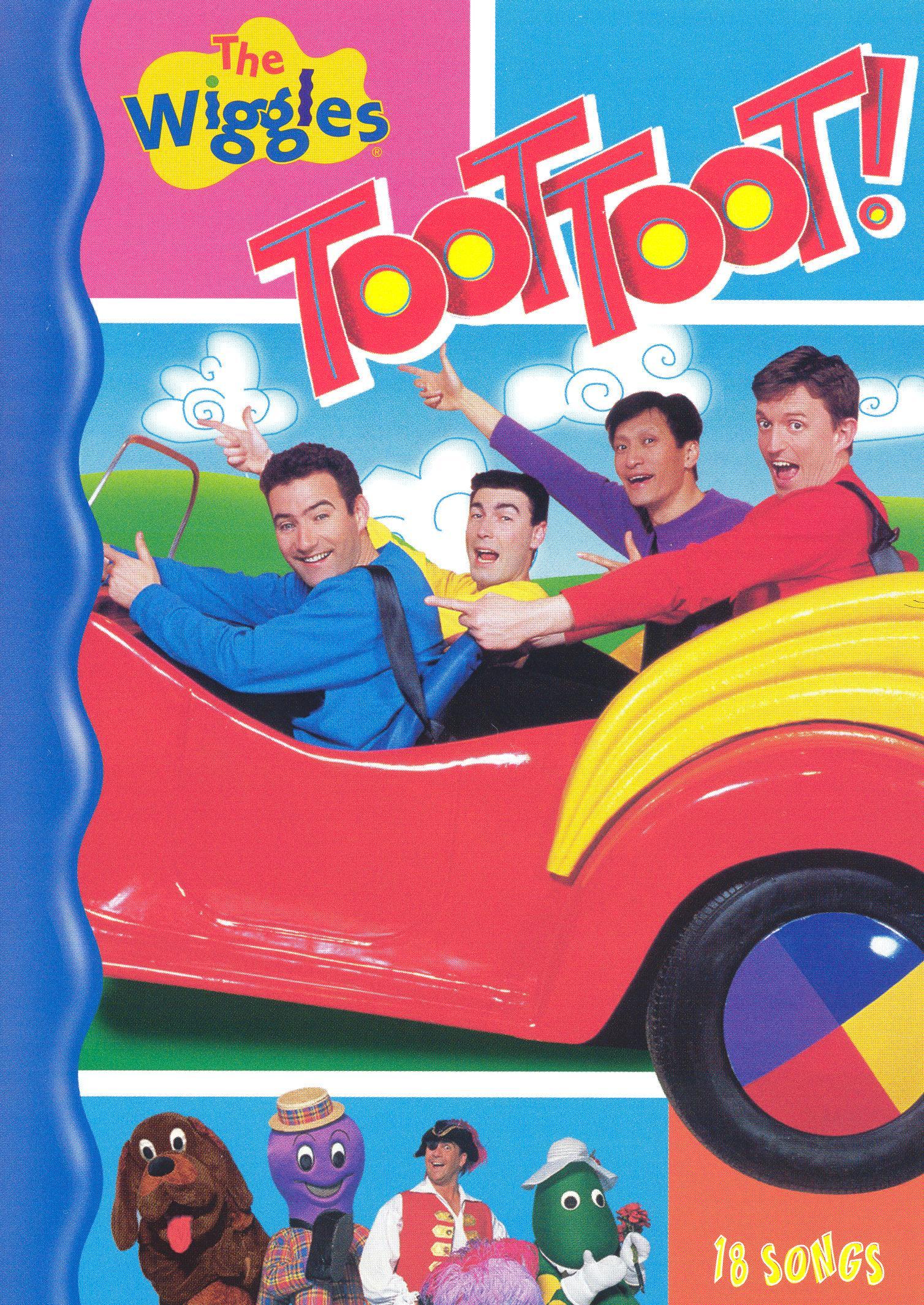 McTavish Chisholm - Toot Wiggles: Toot! (2001) The