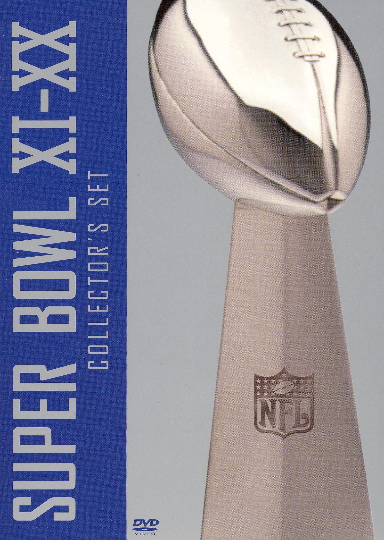 NFL Films: Super Bowl XI-XX