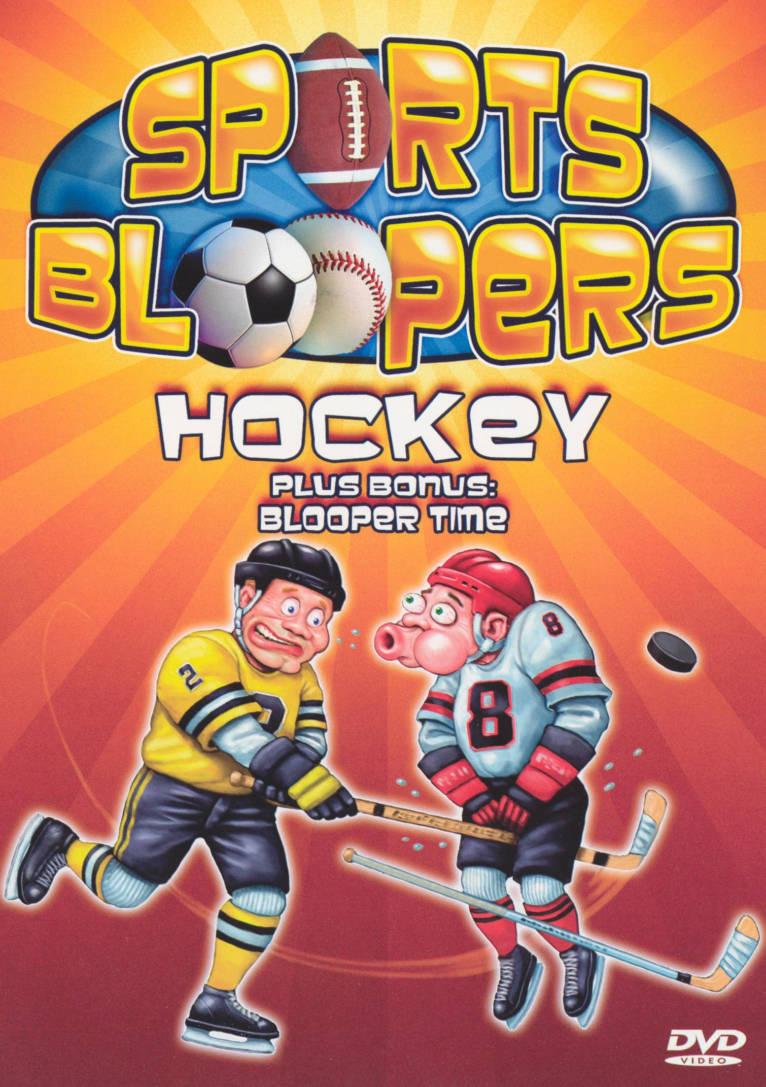 Sports Bloopers: Hockey