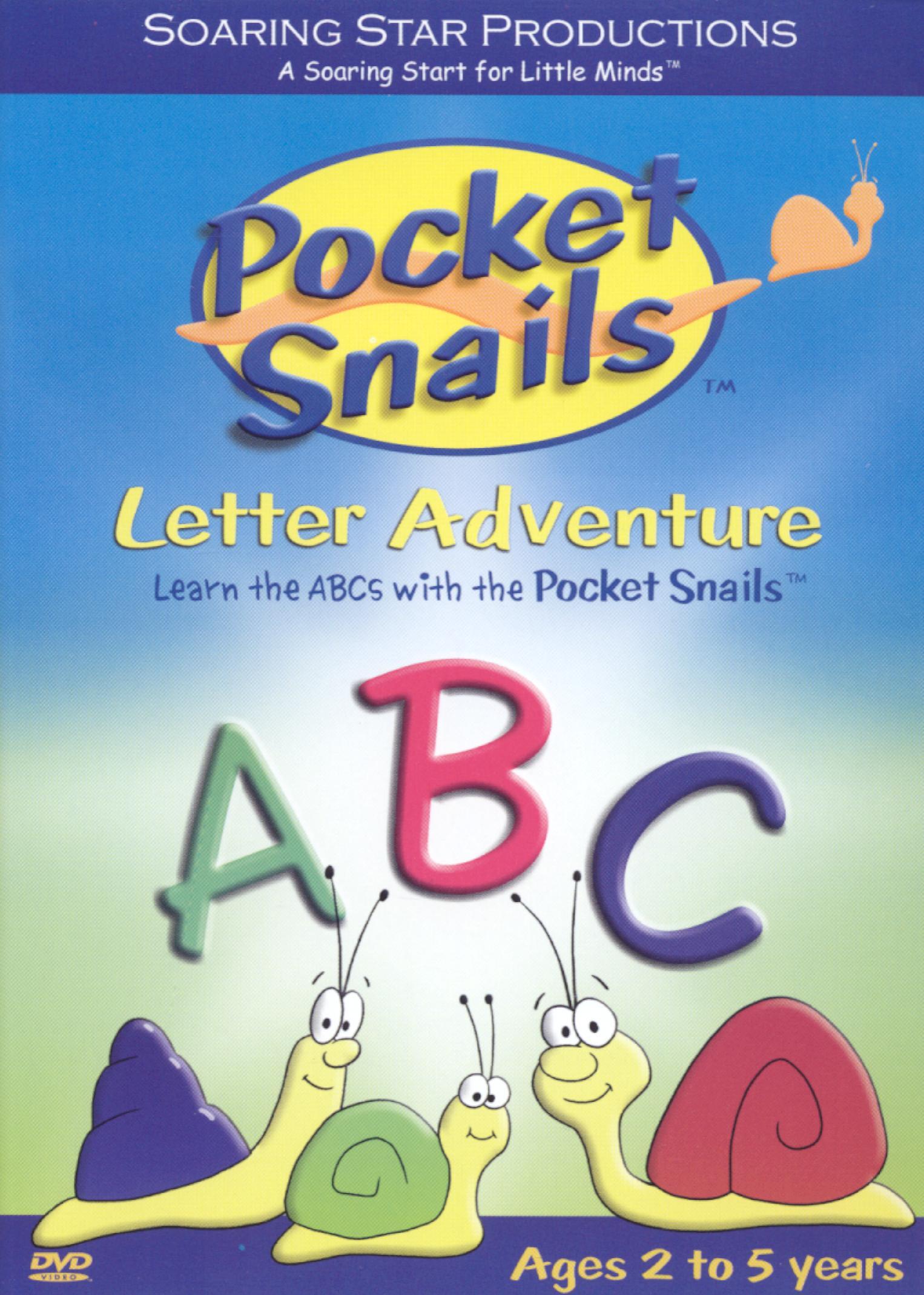 Pocket Snails: Letter Adventure