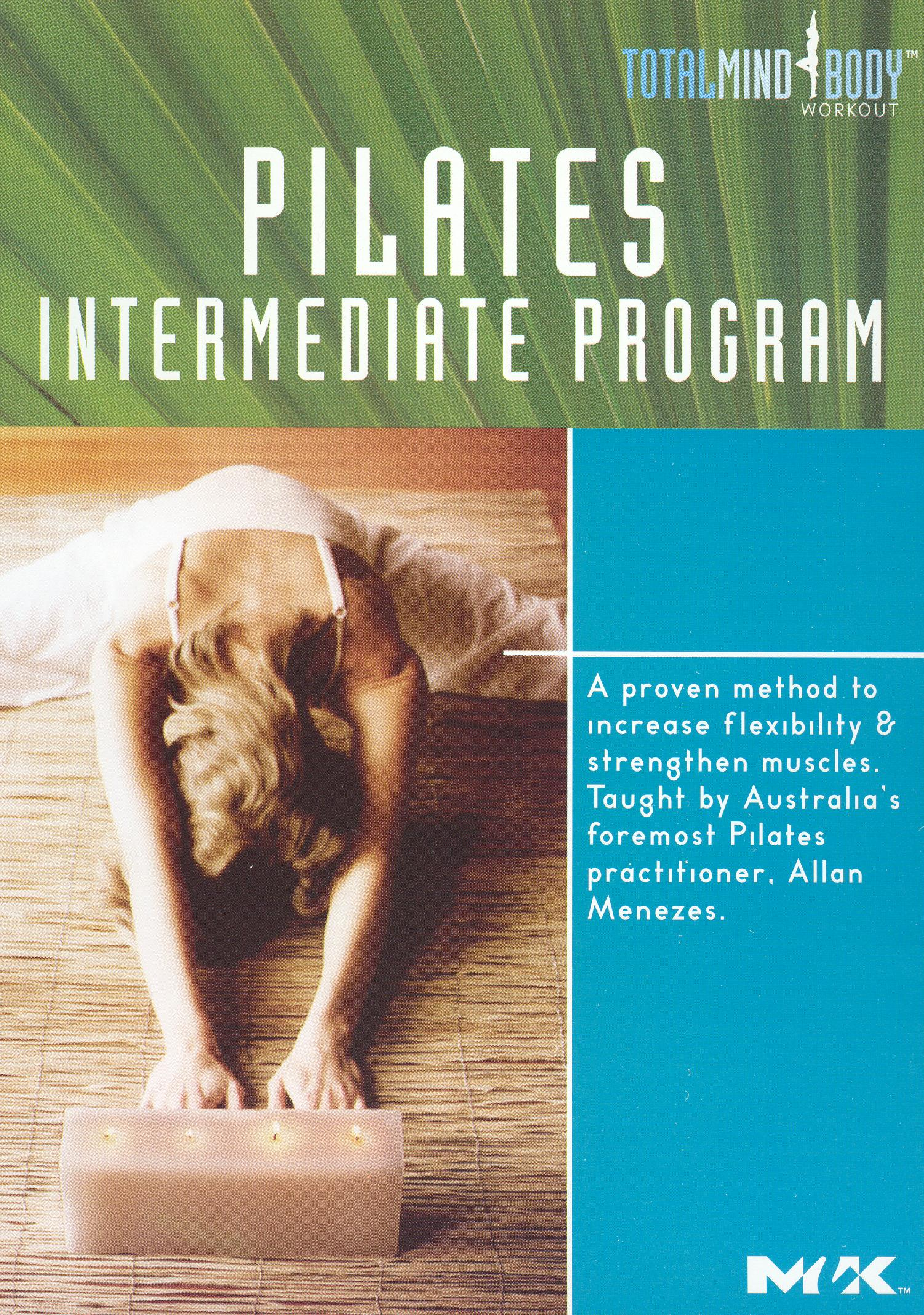 Pilates: Intermediate Program