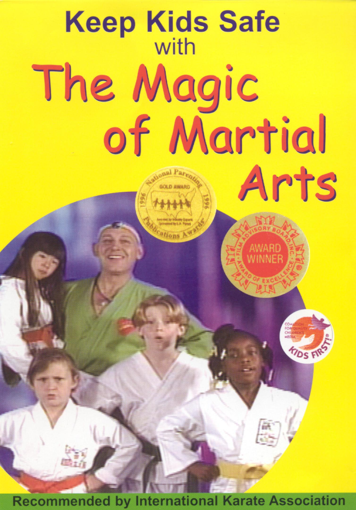 The Magic of Martial Arts