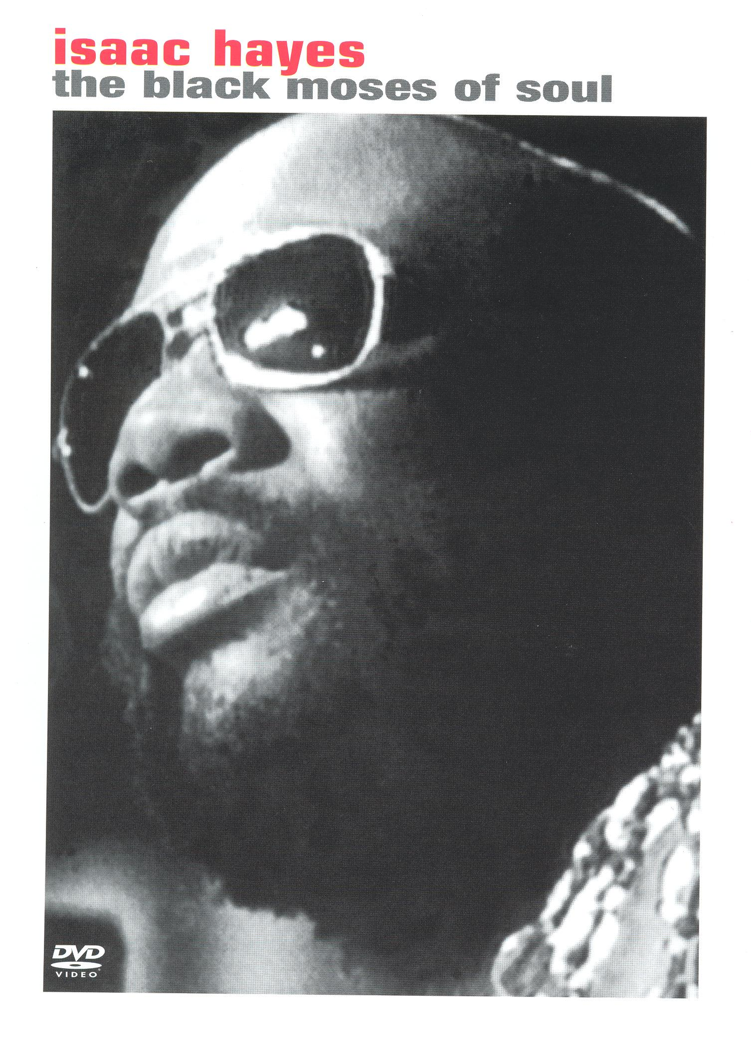 Isaac Hayes: The Black Moses of Soul