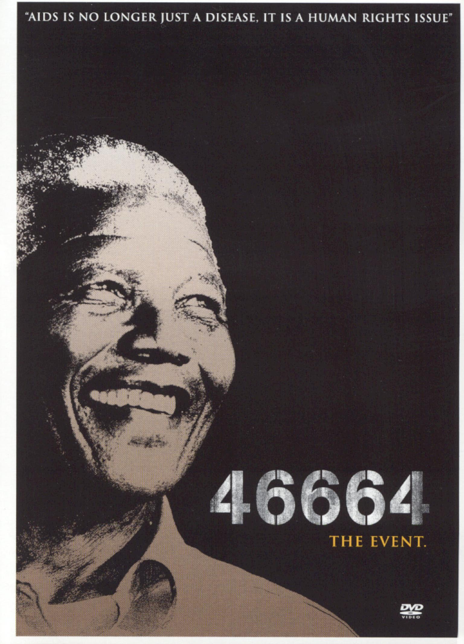 Nelson Mandela's AIDS Day Concert: The Event
