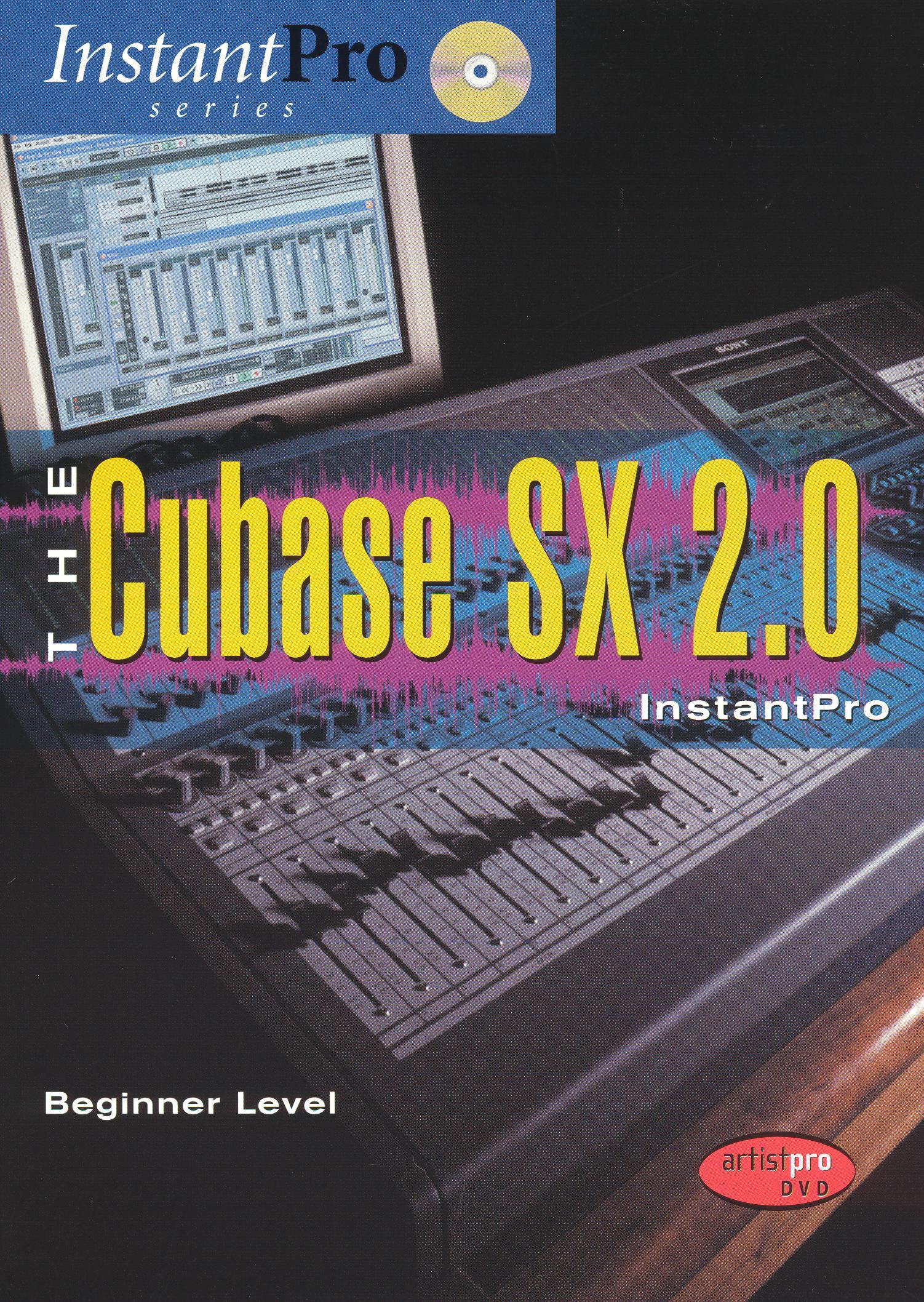 Instant Pro Series: Cubase SX 2.0