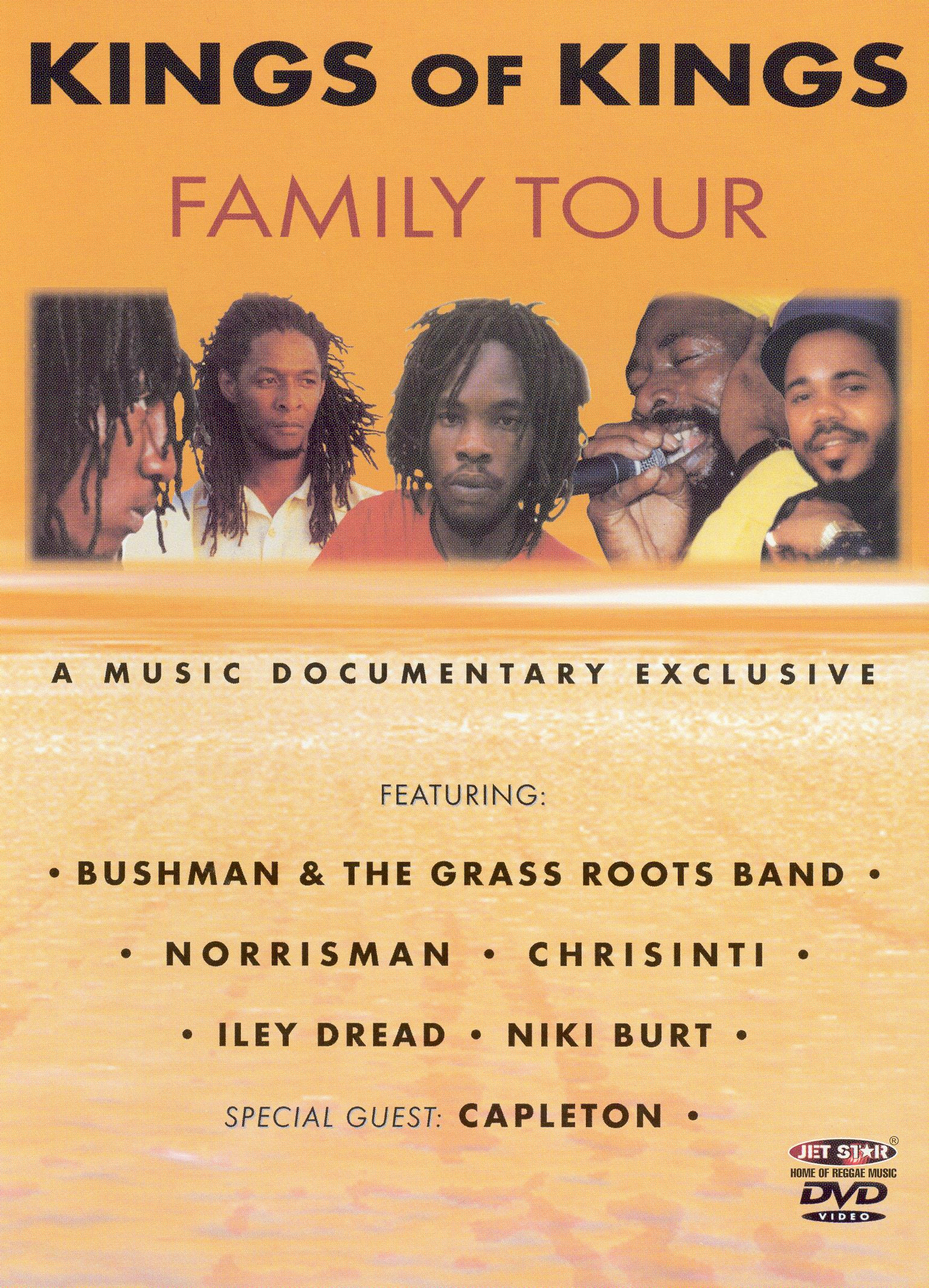 Kings of Kings Family Tour