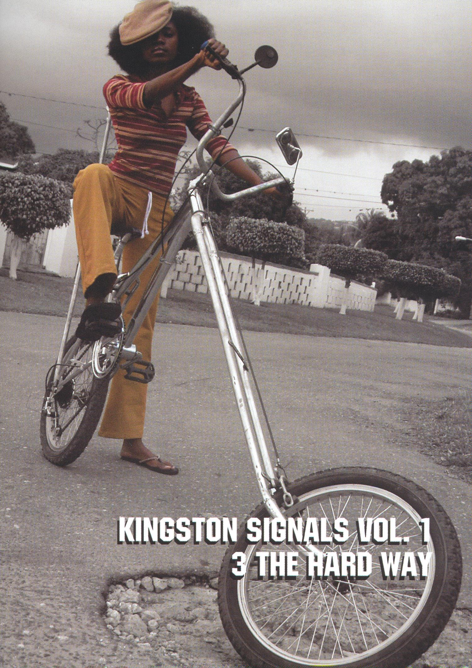 Kingston Signals, Vol. 1: 3 the Hard Way