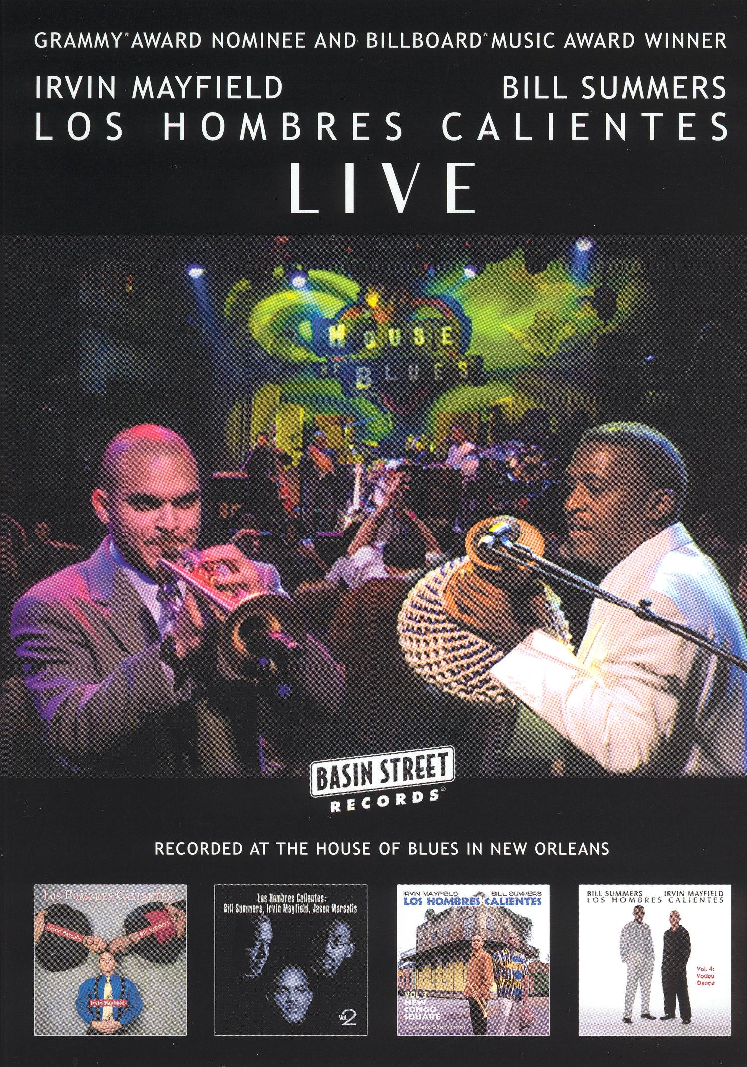 Los Hombres Calientes: Live at the House of Blues