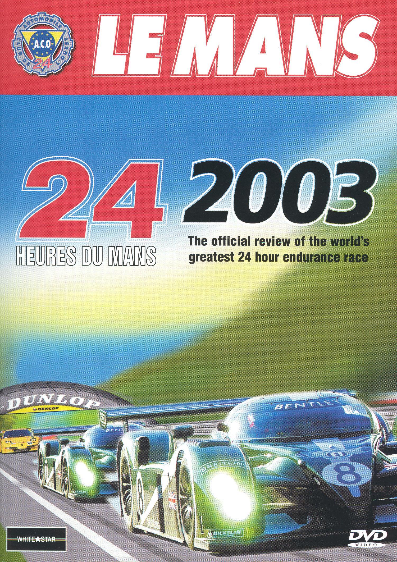 24 Heures du Mans: Le Mans 2003 Official Review