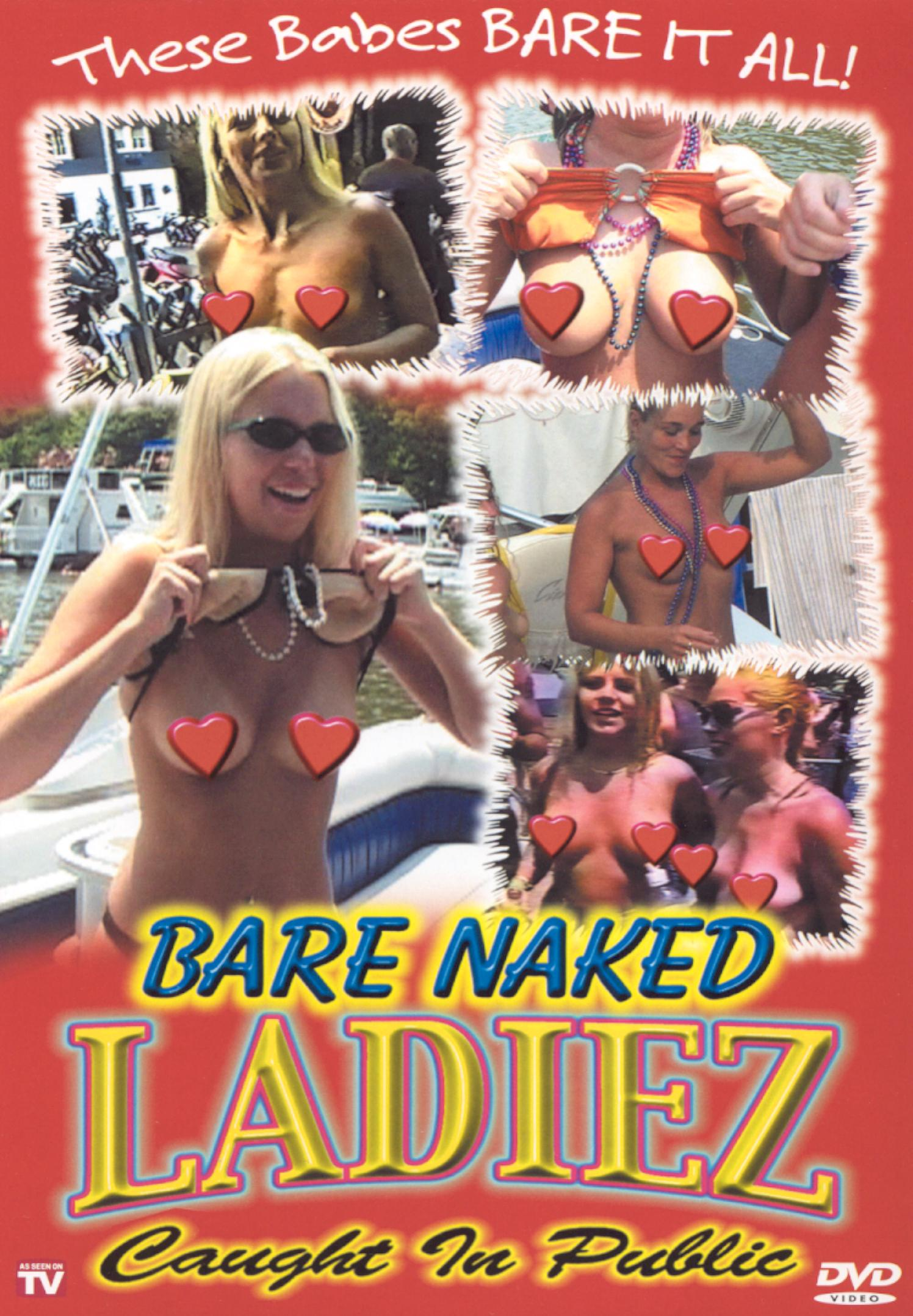 Bare Naked Ladiez Caught in Public