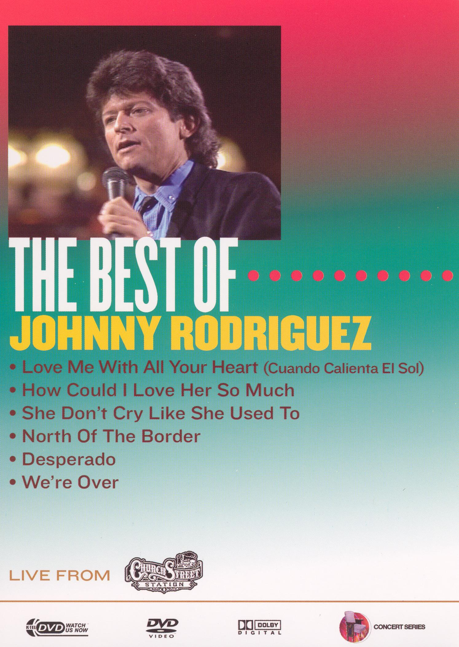 Live From Rock 'n' Roll Palace: The Best of Johnny Rodriguez