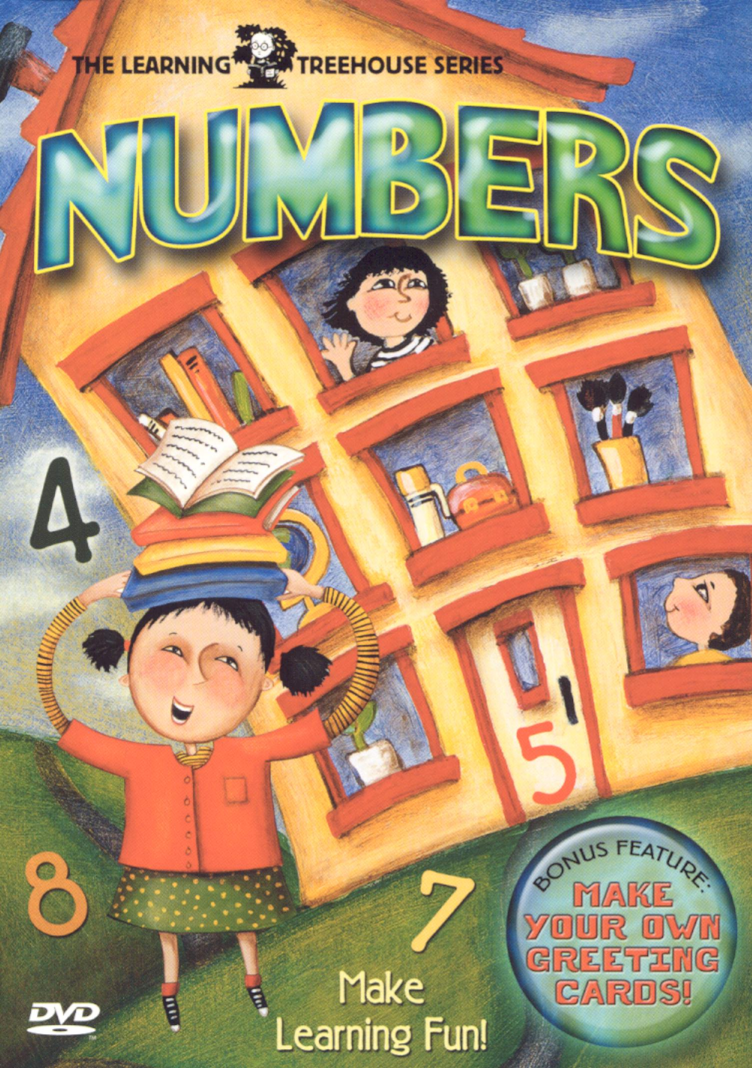 Learning Treehouse: Numbers