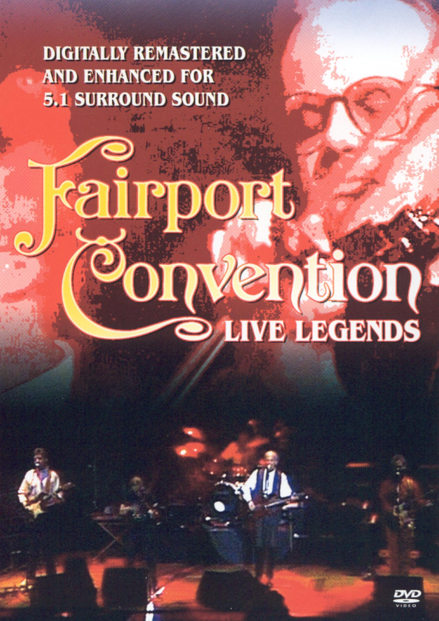 Fairport Convention: Live Legends