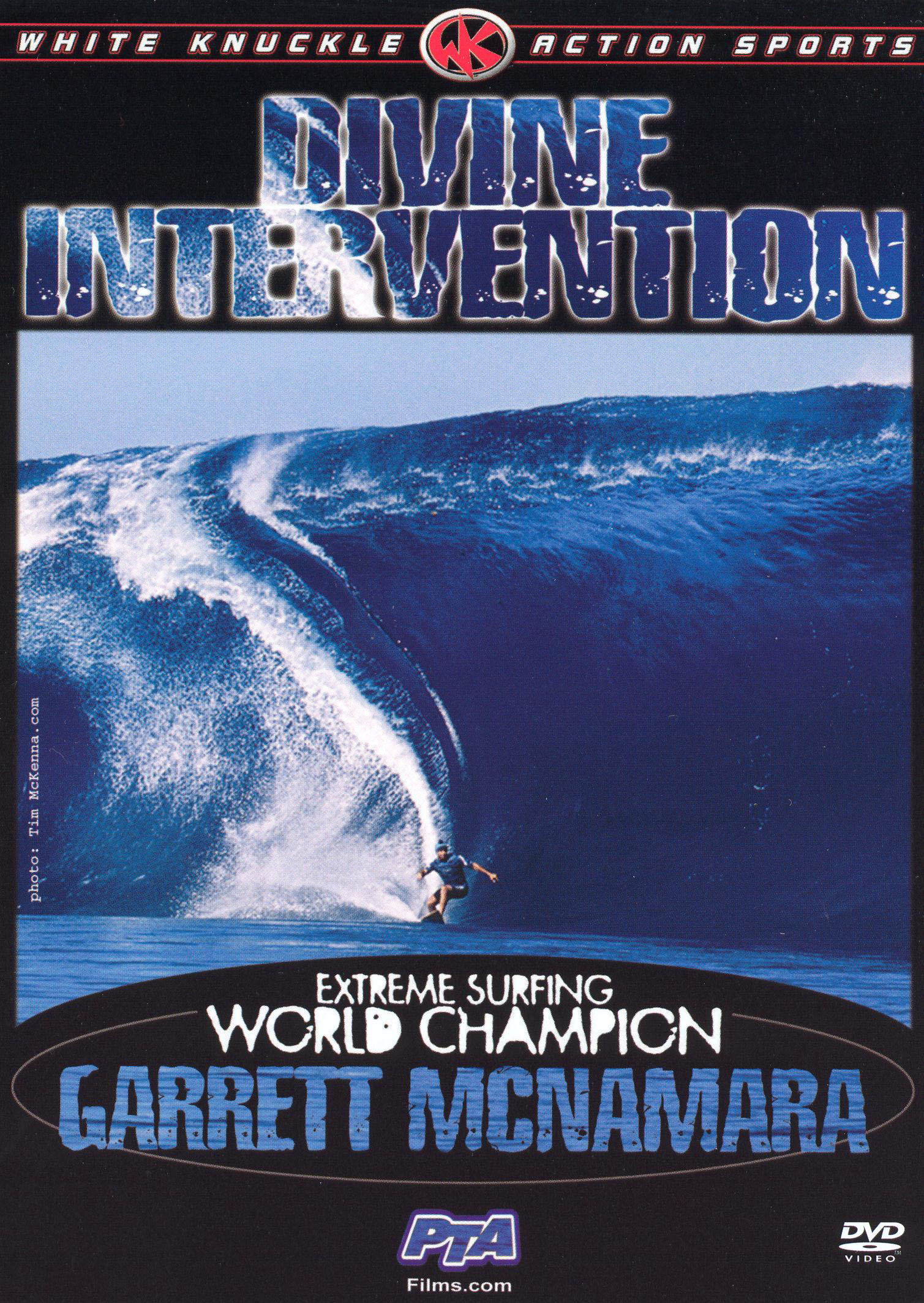 Divine Intervention: Extreme Surfing World Champion - Garrett McNamara