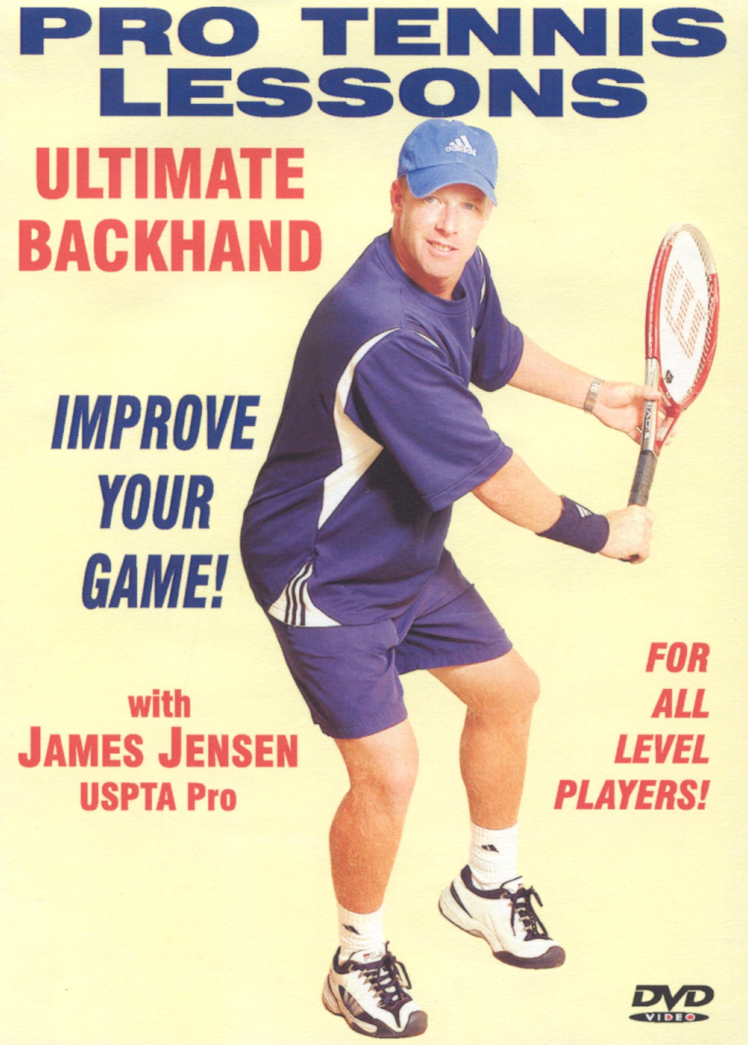 Pro Tennis Lessons: Ultimate Backhand