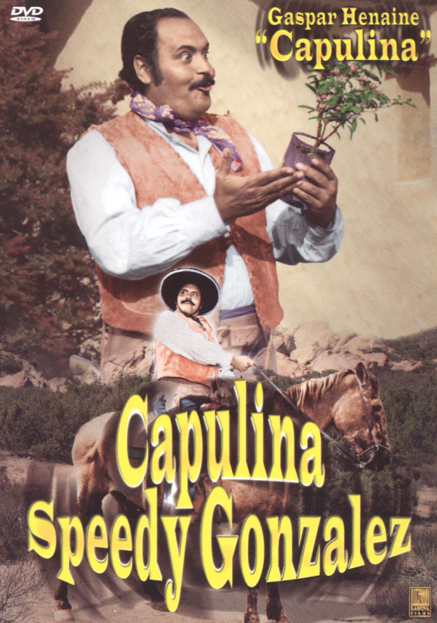 Capulina Speedy Gonzales