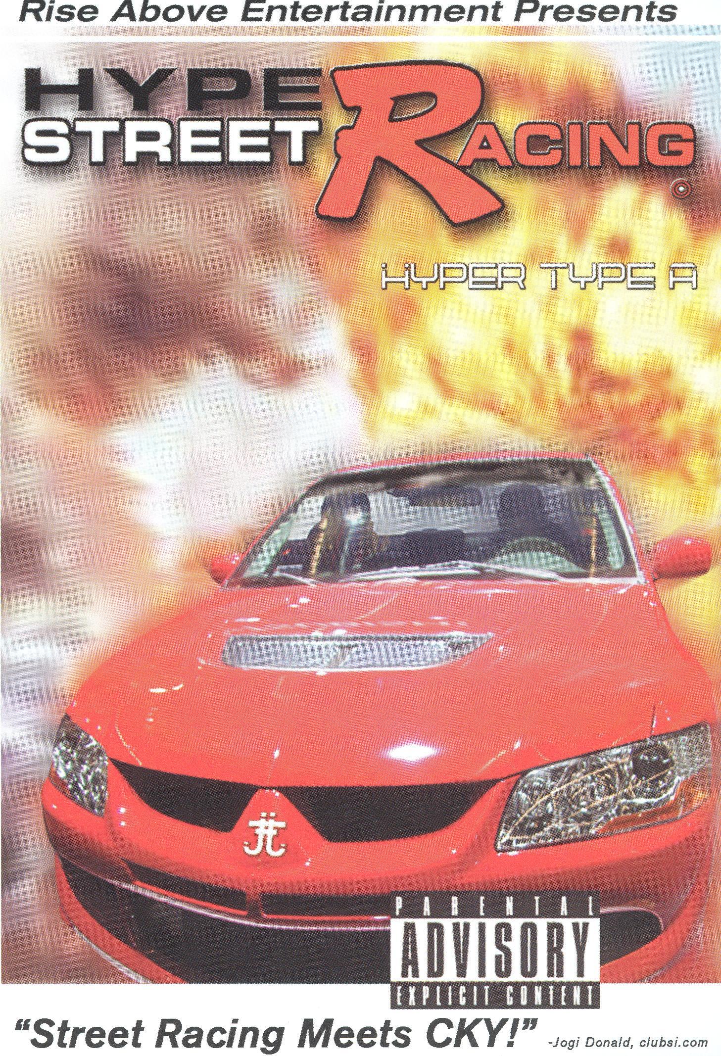 Hype Street Racing: Hyper Type A
