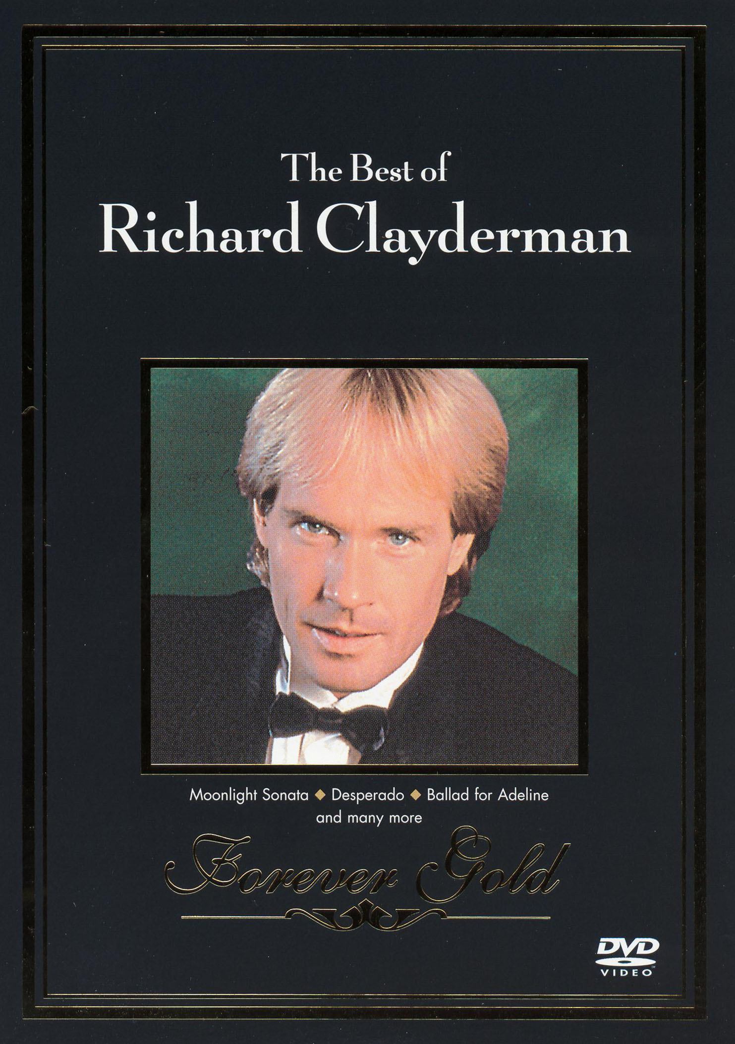 Richard Clayderman: The Best of Richard Clayderman - Forever Gold