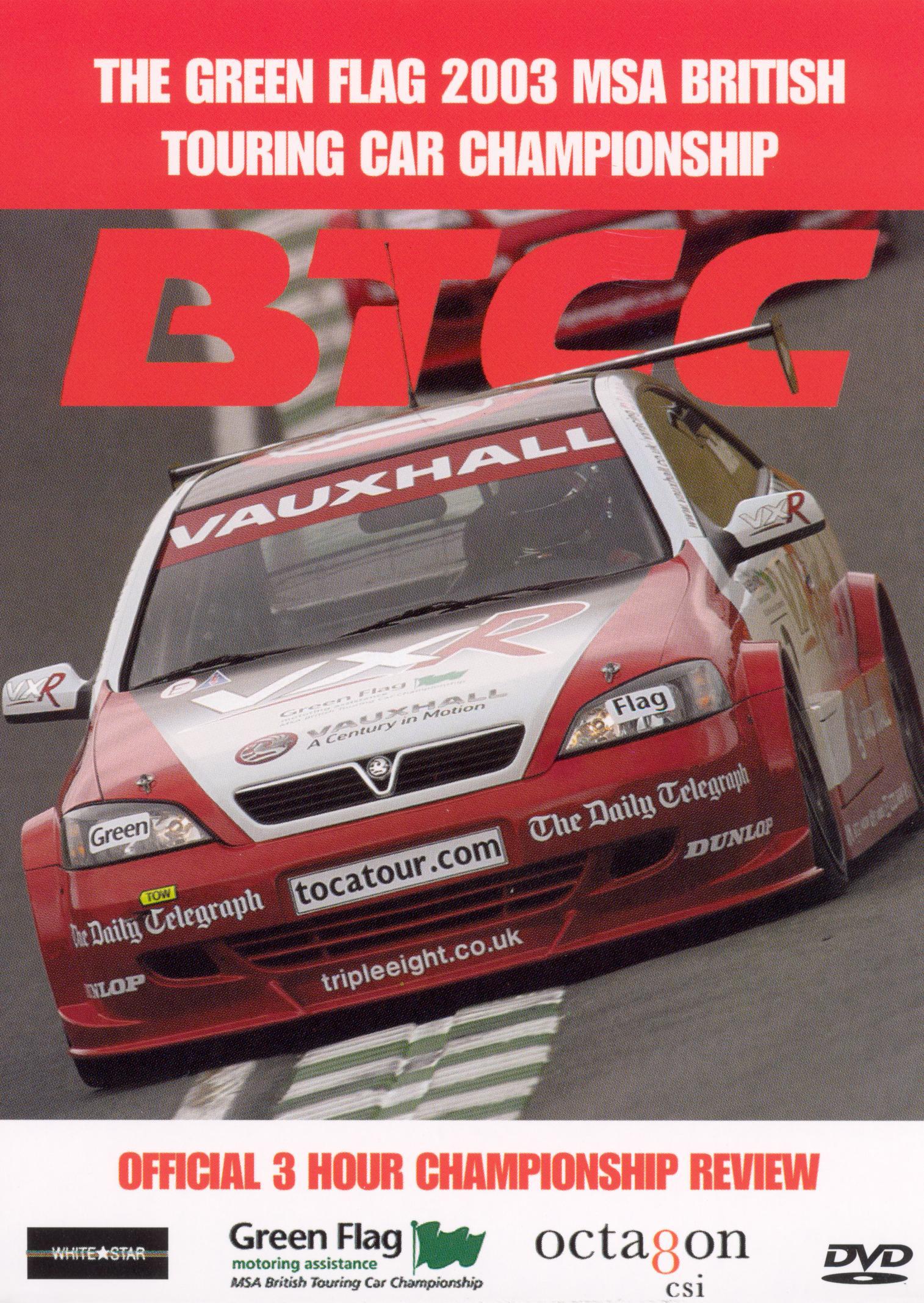 British Touring Car Championship 2003