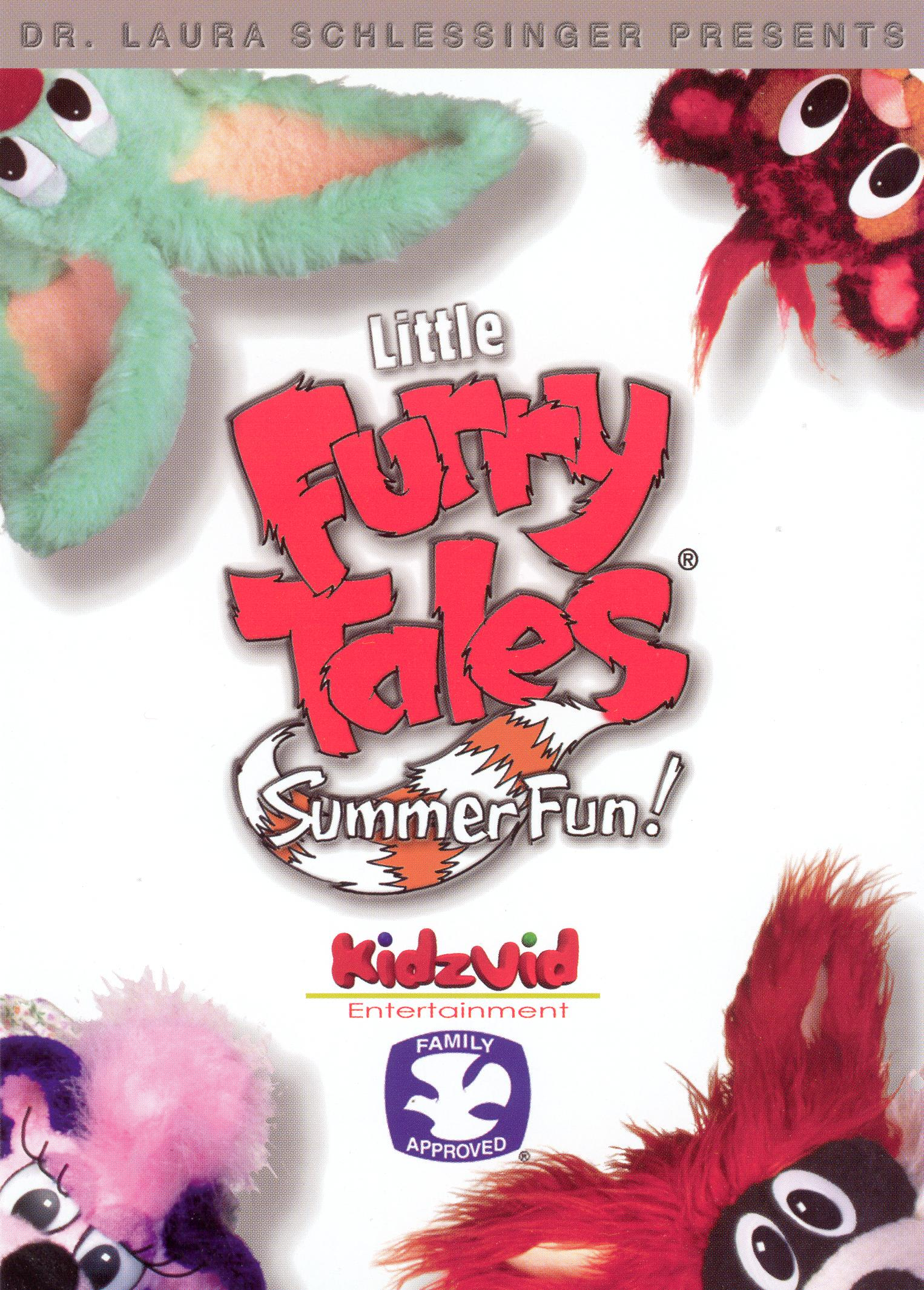 Little Furry Tales, Vol. 1