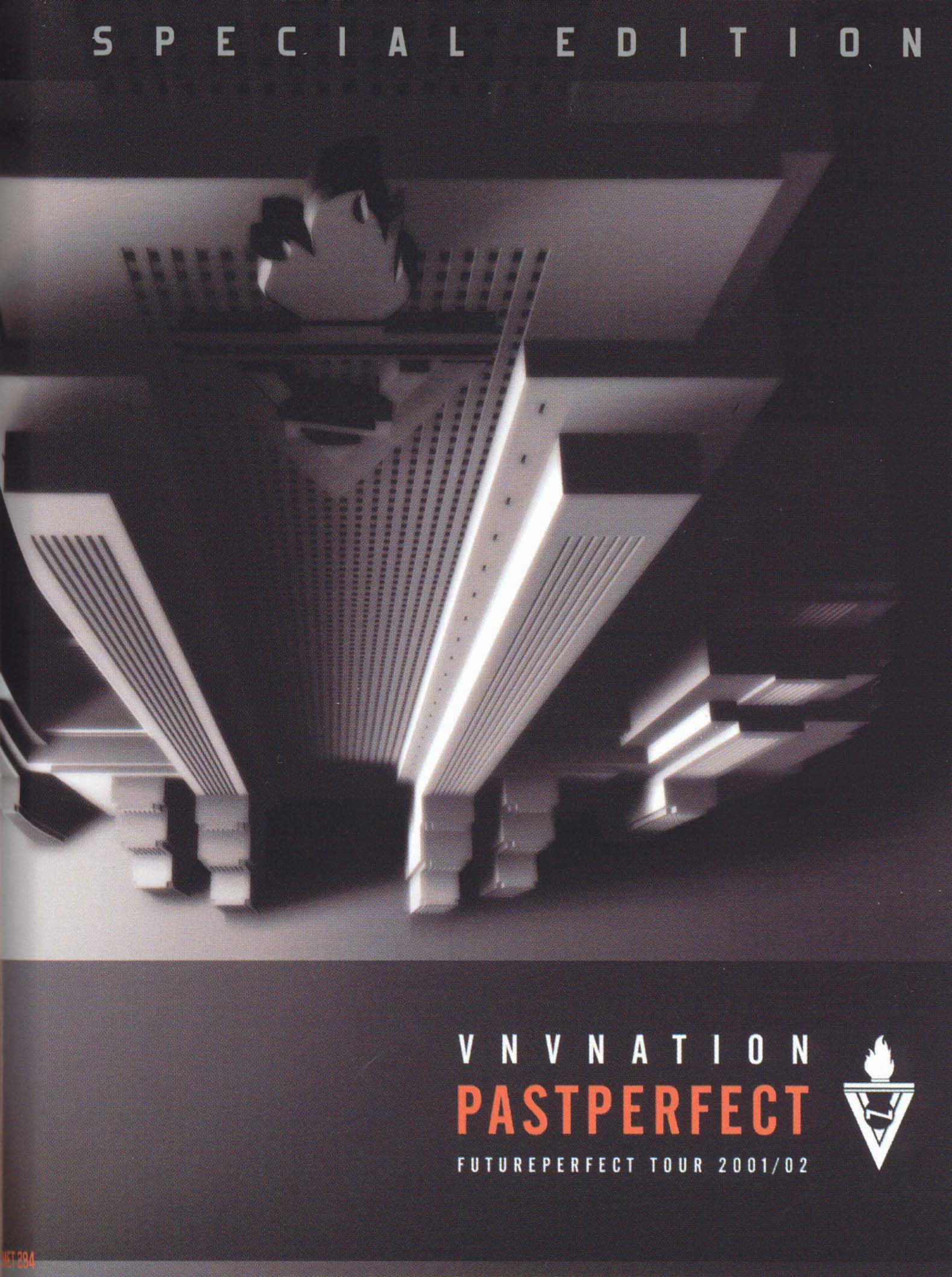 VNV Nation: Pastperfect