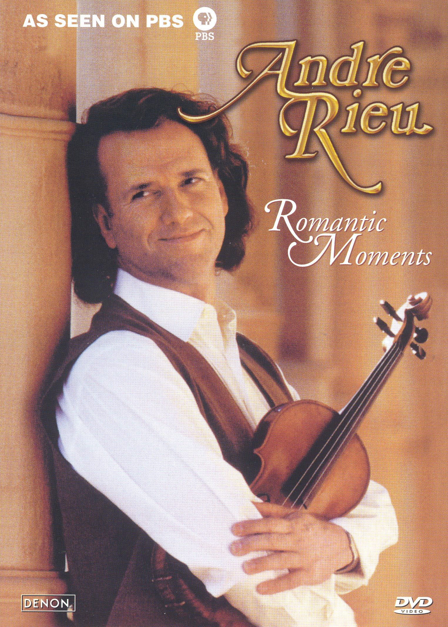 André Rieu: Romantic Moments