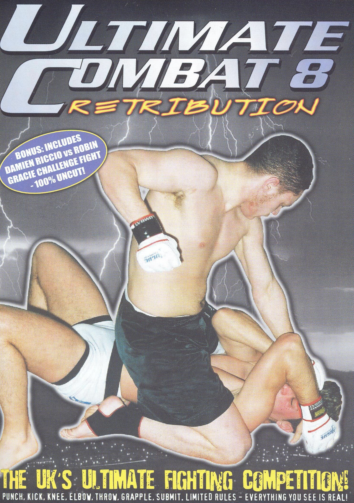 Ultimate Combat 8: Retribution