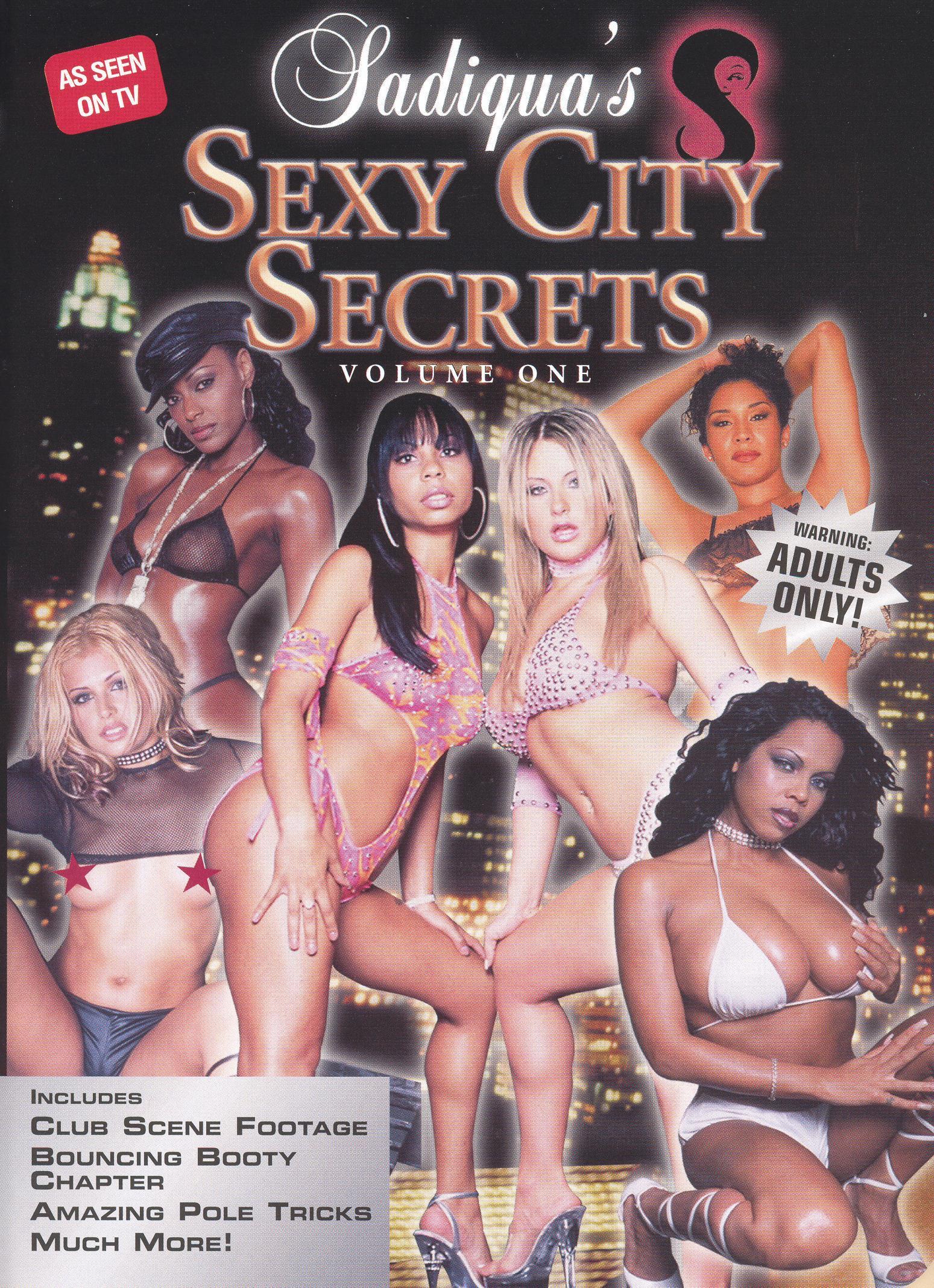 Sadiqua's Sexy City Secrets, Vol. 1