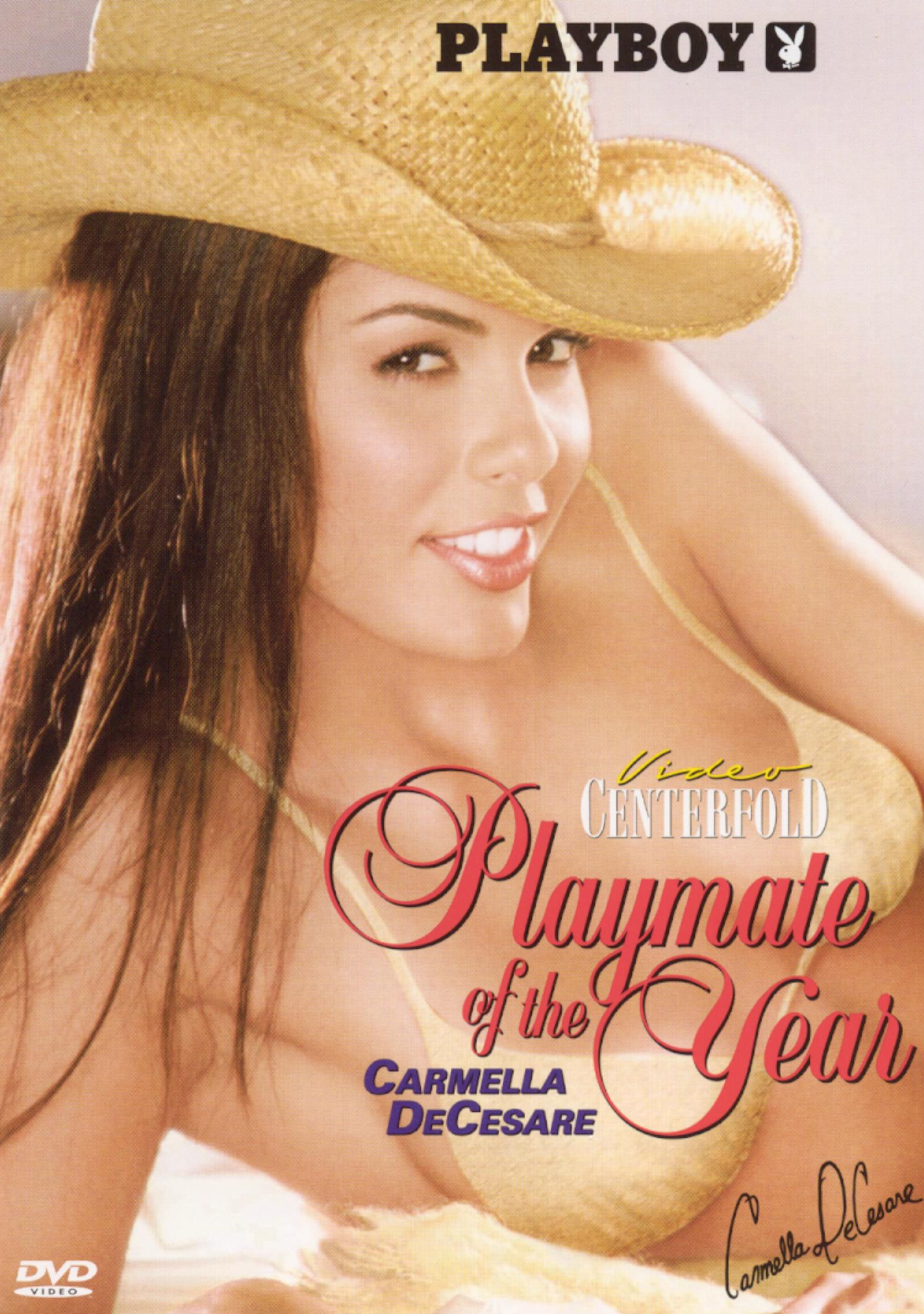 Playboy: Video Centerfold, 2004 Playmate of the Year - Carmella DeCesare