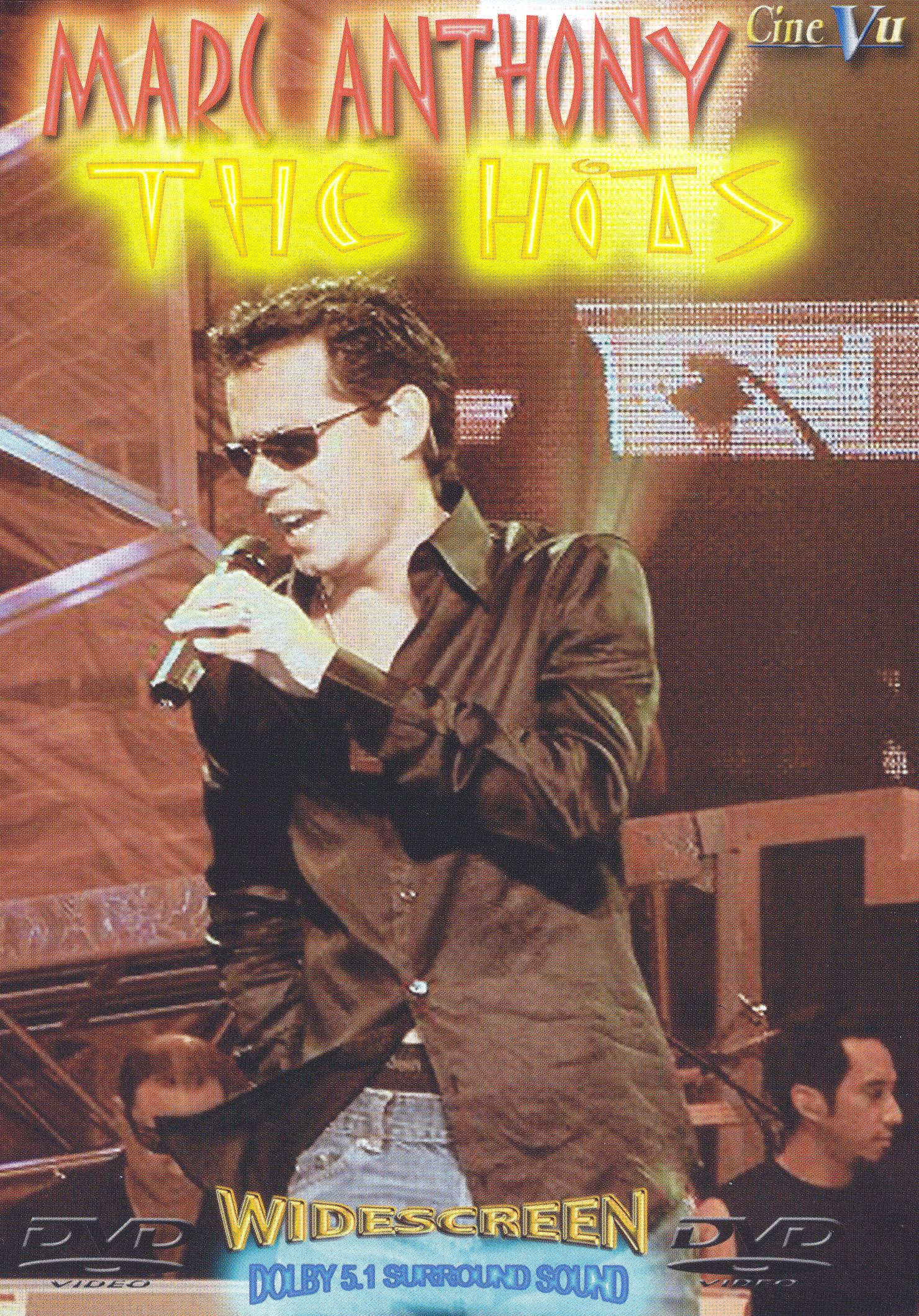 Marc Anthony: The Hits