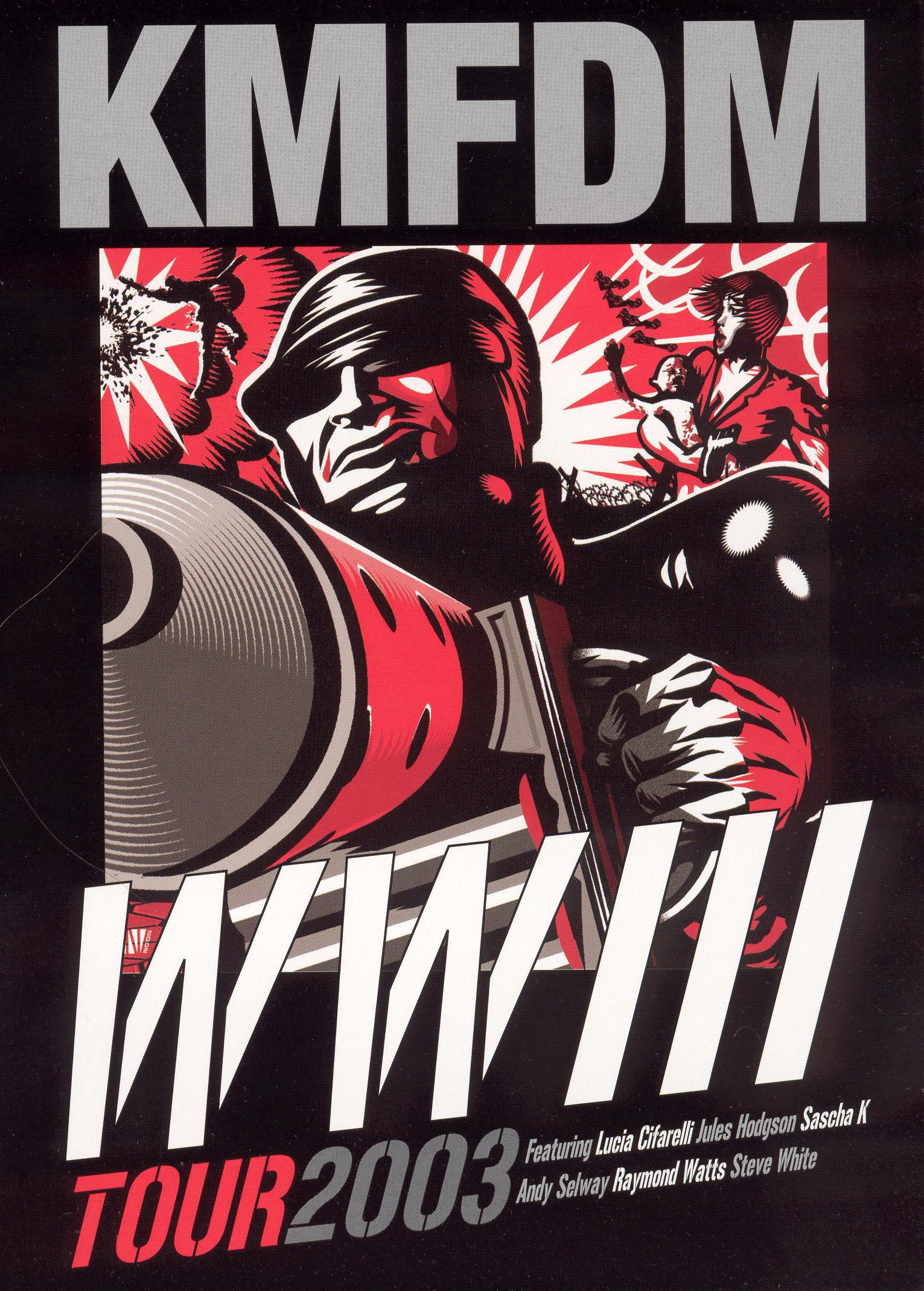 KMFDM: WWIII Tour