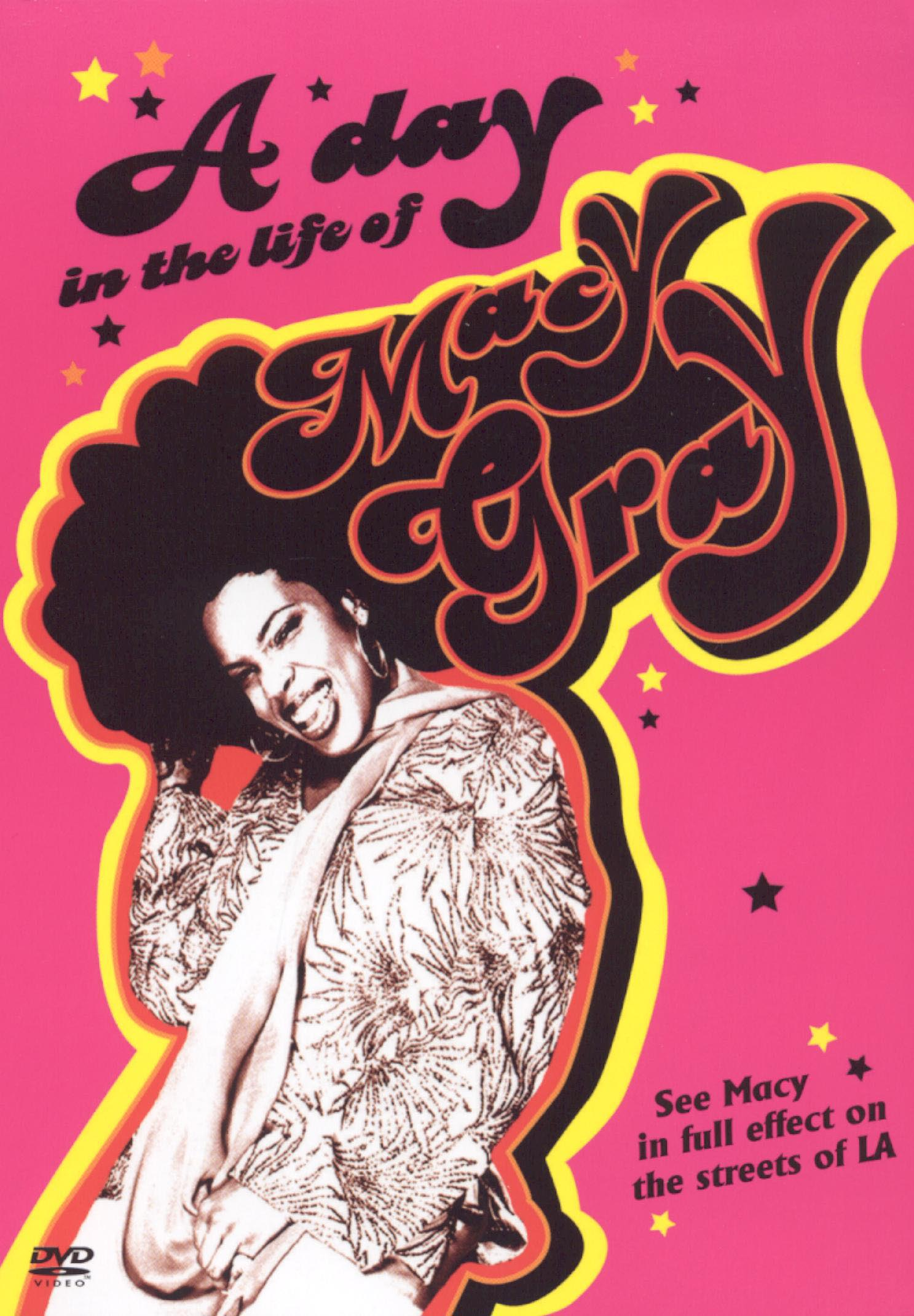 Macy Gray: A Day in the Life