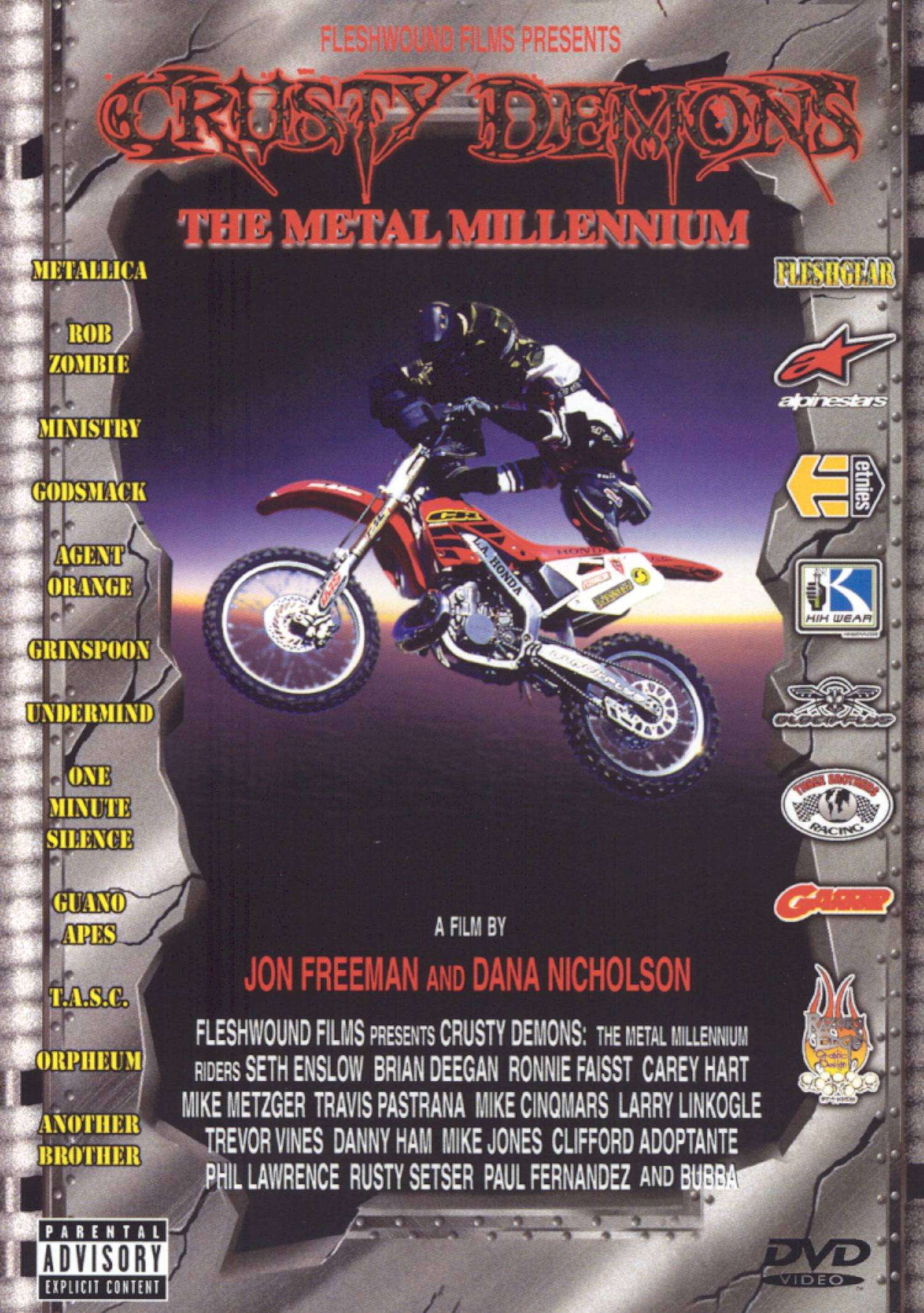 Crusty Demons: The Metal Millennium