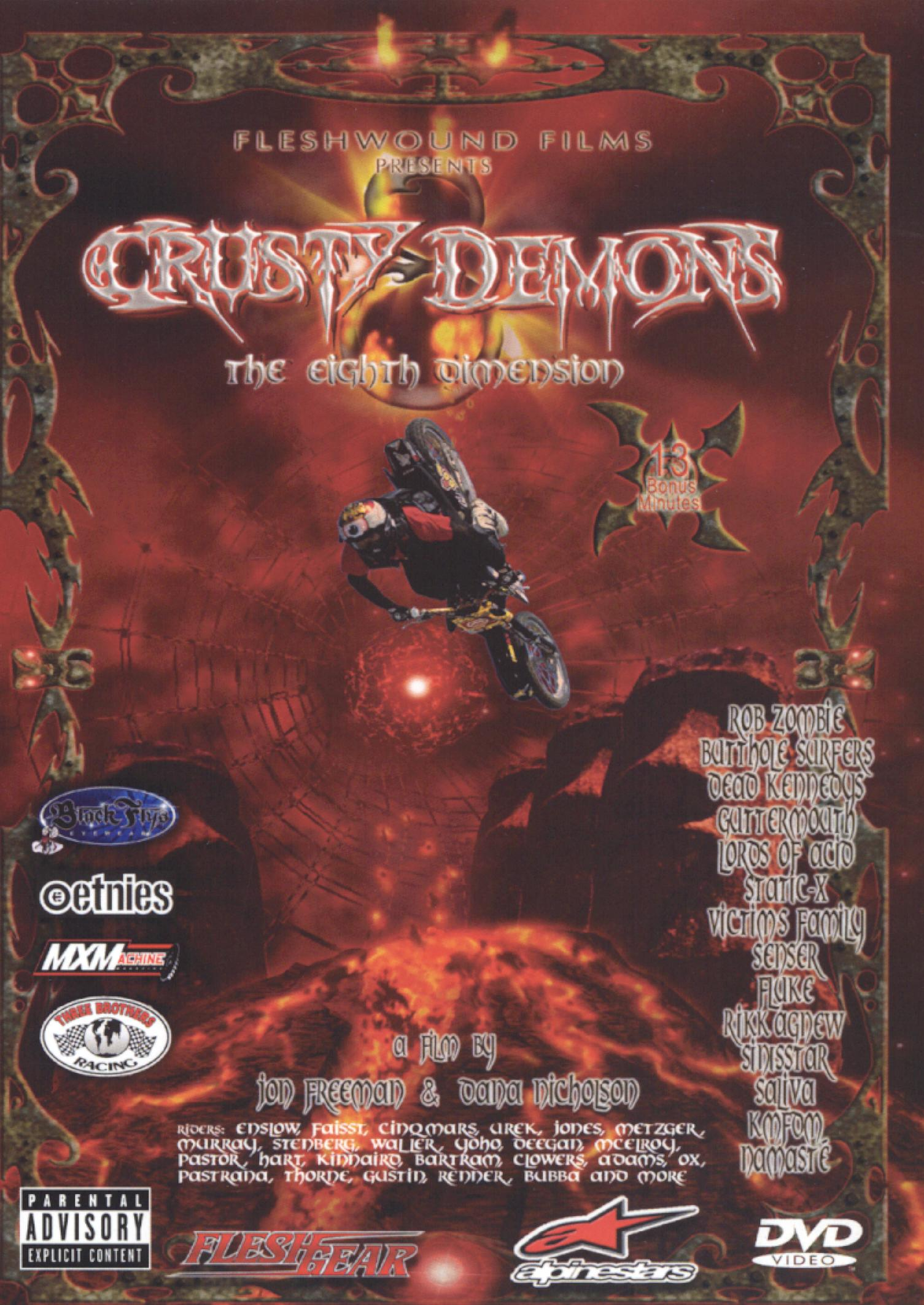 Crusty Demons: The Eighth Dimension