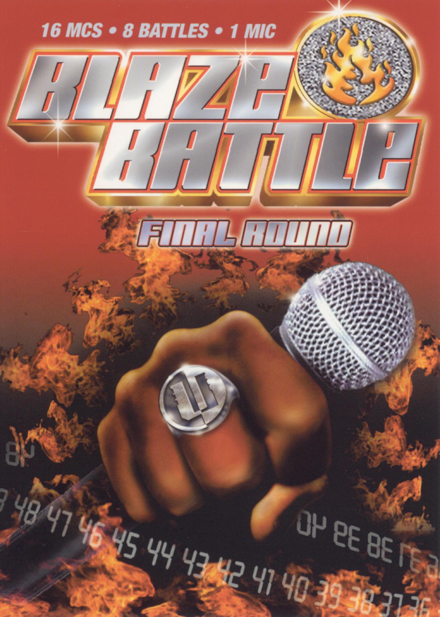 Blaze Battle, Round 2