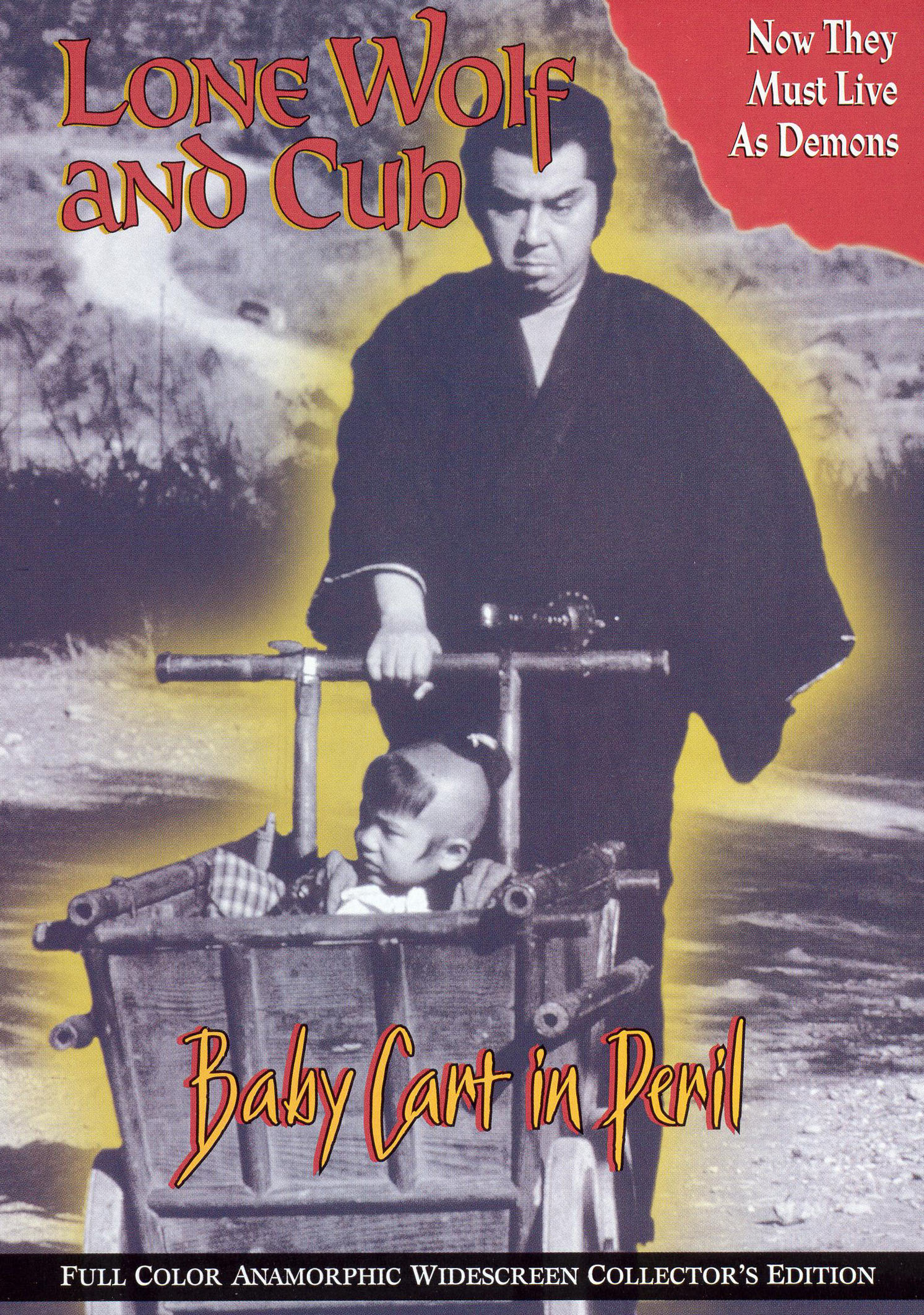 Lone Wolf and Cub 4: Baby Cart in Peril