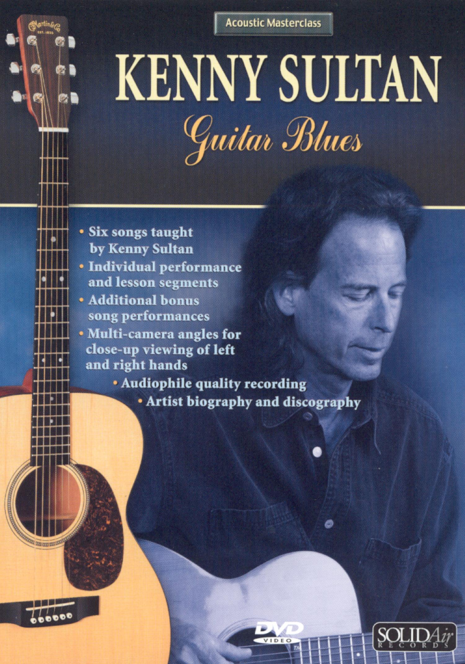Acoustic Masterclass Series: Guitar Blues