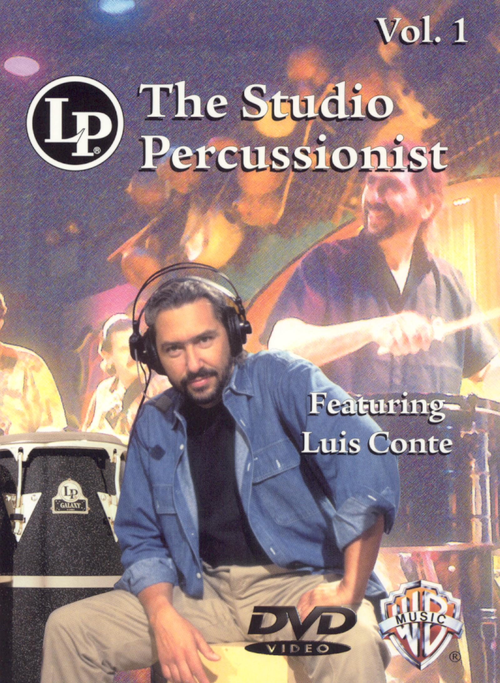 The Studio Percussionist, Vol. 1