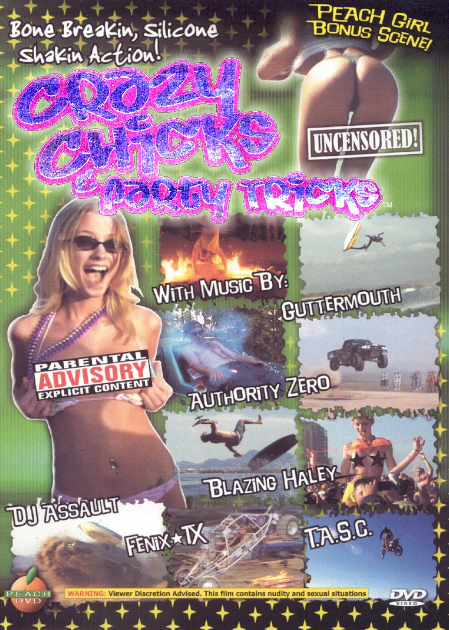 Crazy Chicks & Party Tricks