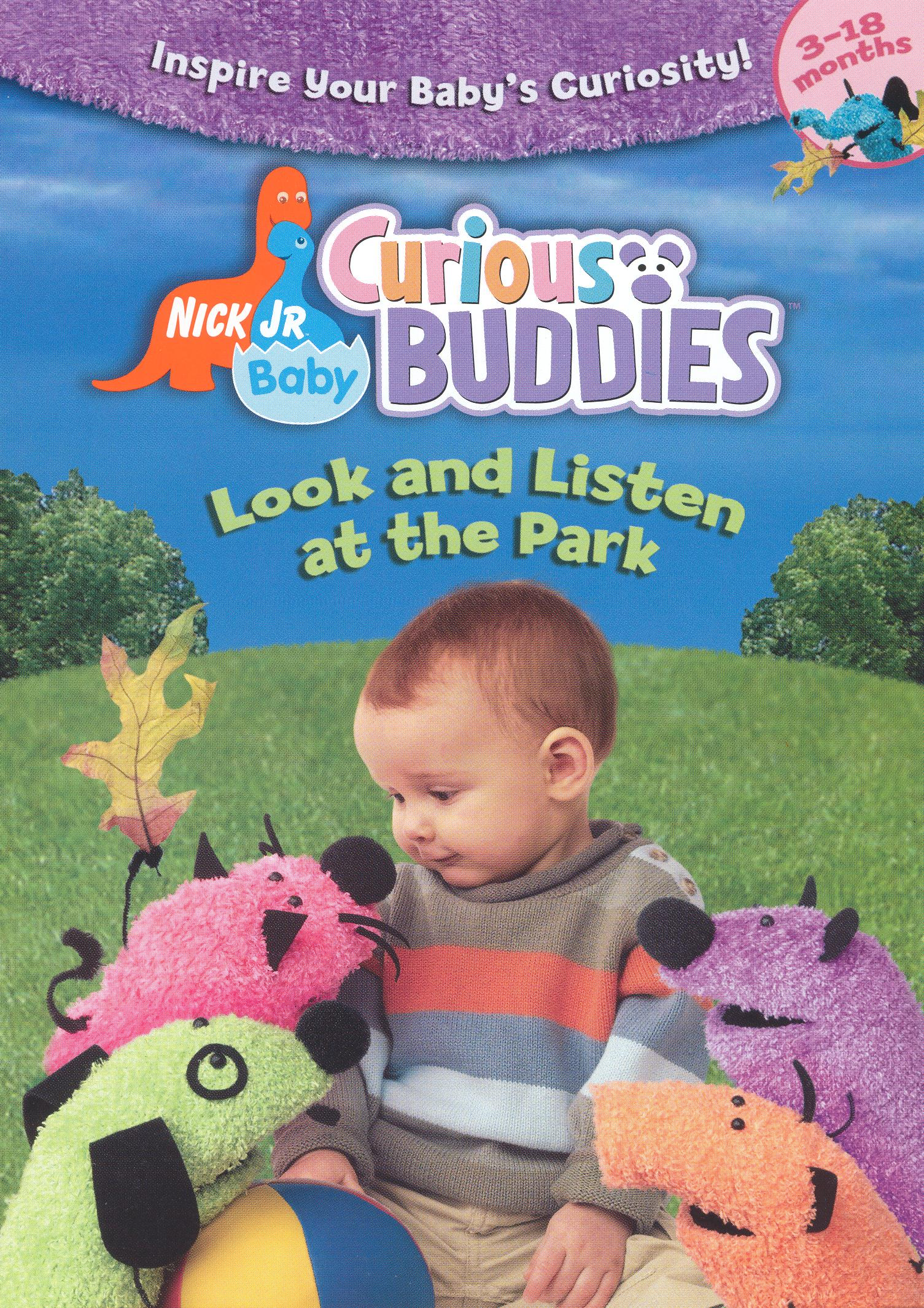 Curious Buddies: Look and Listen at the Park (2004)